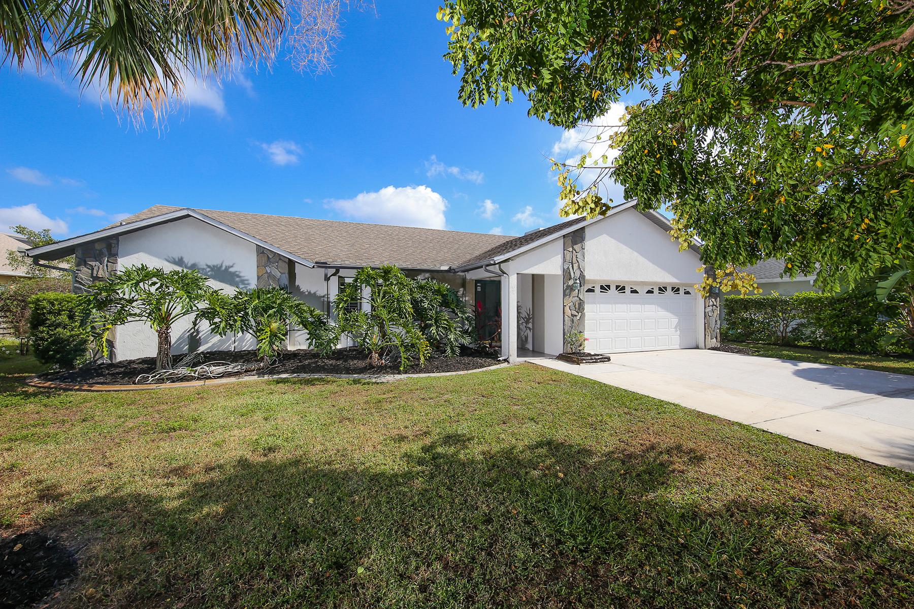 Einfamilienhaus für Verkauf beim BUCCANEER BAY 1899 Buccaneer Cir Sarasota, Florida 34231 Vereinigte Staaten