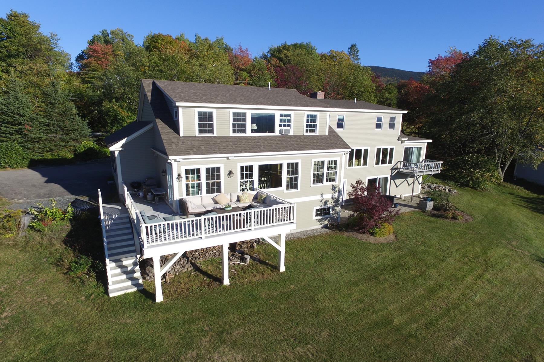 Single Family Home for Sale at 276 Kearsarge Mountain Road, Wilmot 276 Kearsarge Mountain Rd Wilmot, New Hampshire, 03287 United States