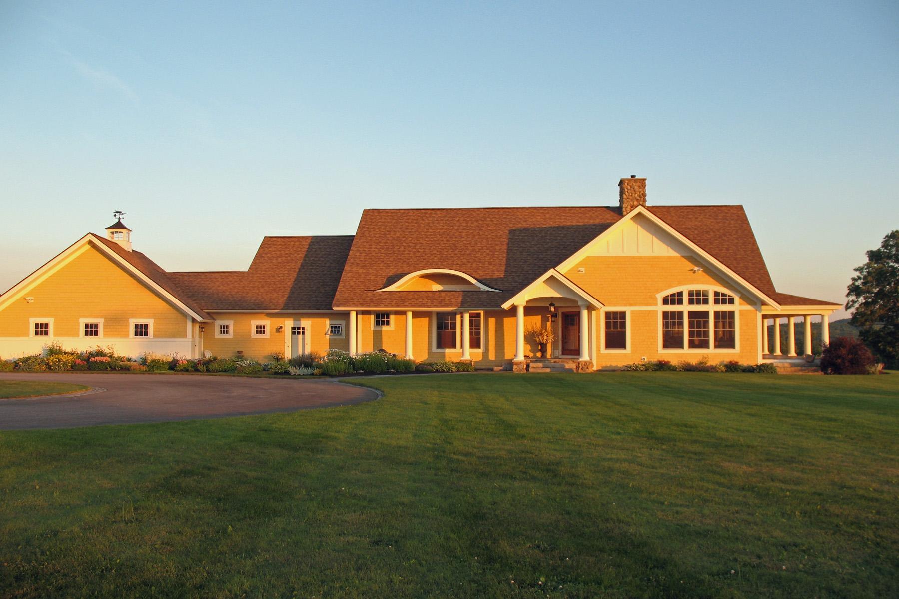 一戸建て のために 売買 アット 114 Burnt Hill Rd, Warner Warner, ニューハンプシャー 03278 アメリカ合衆国