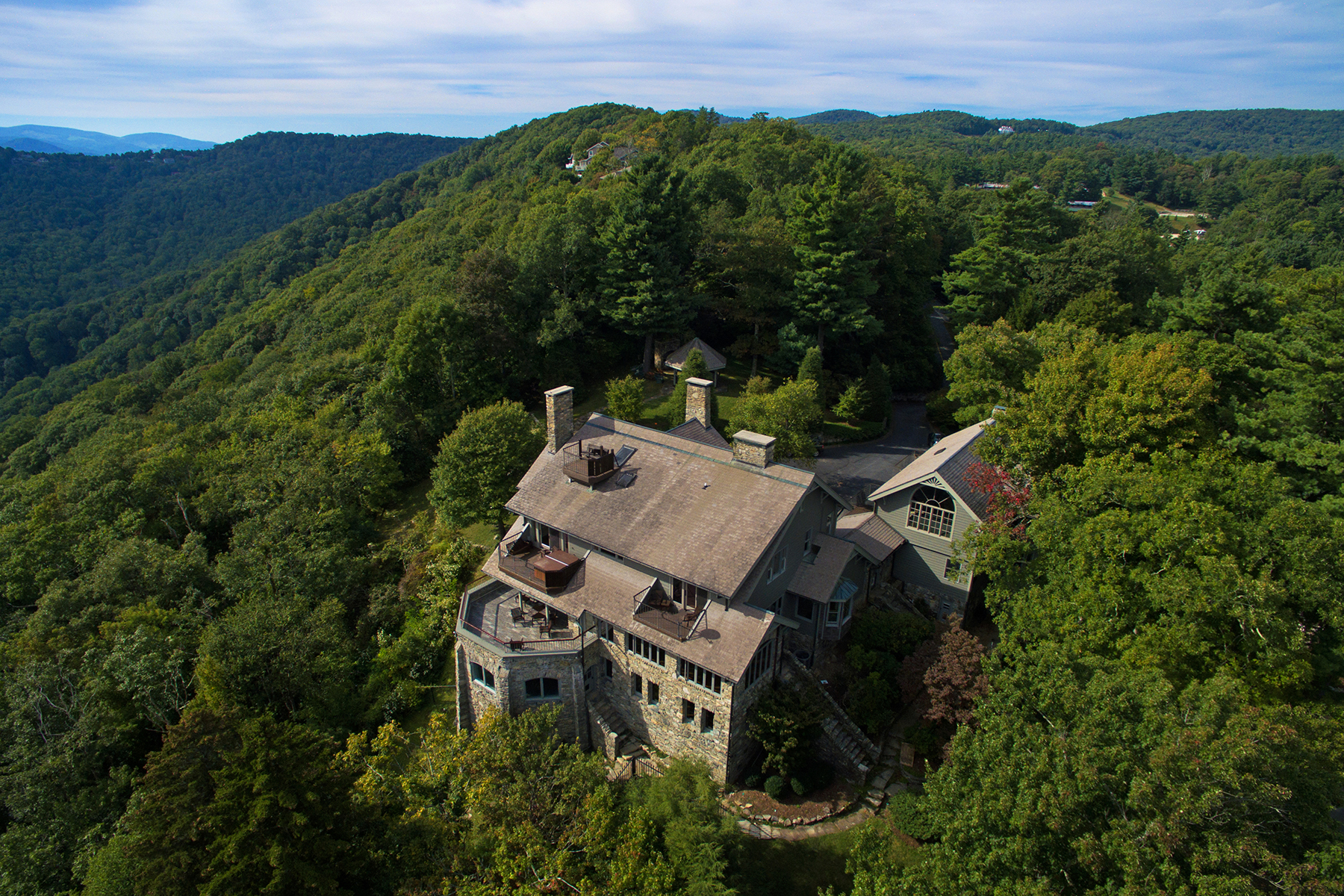 Single Family Home for Sale at Blowing Rock - Mayview Park 1245 Laurel Lane Ln Blowing Rock, North Carolina, 28605 United States