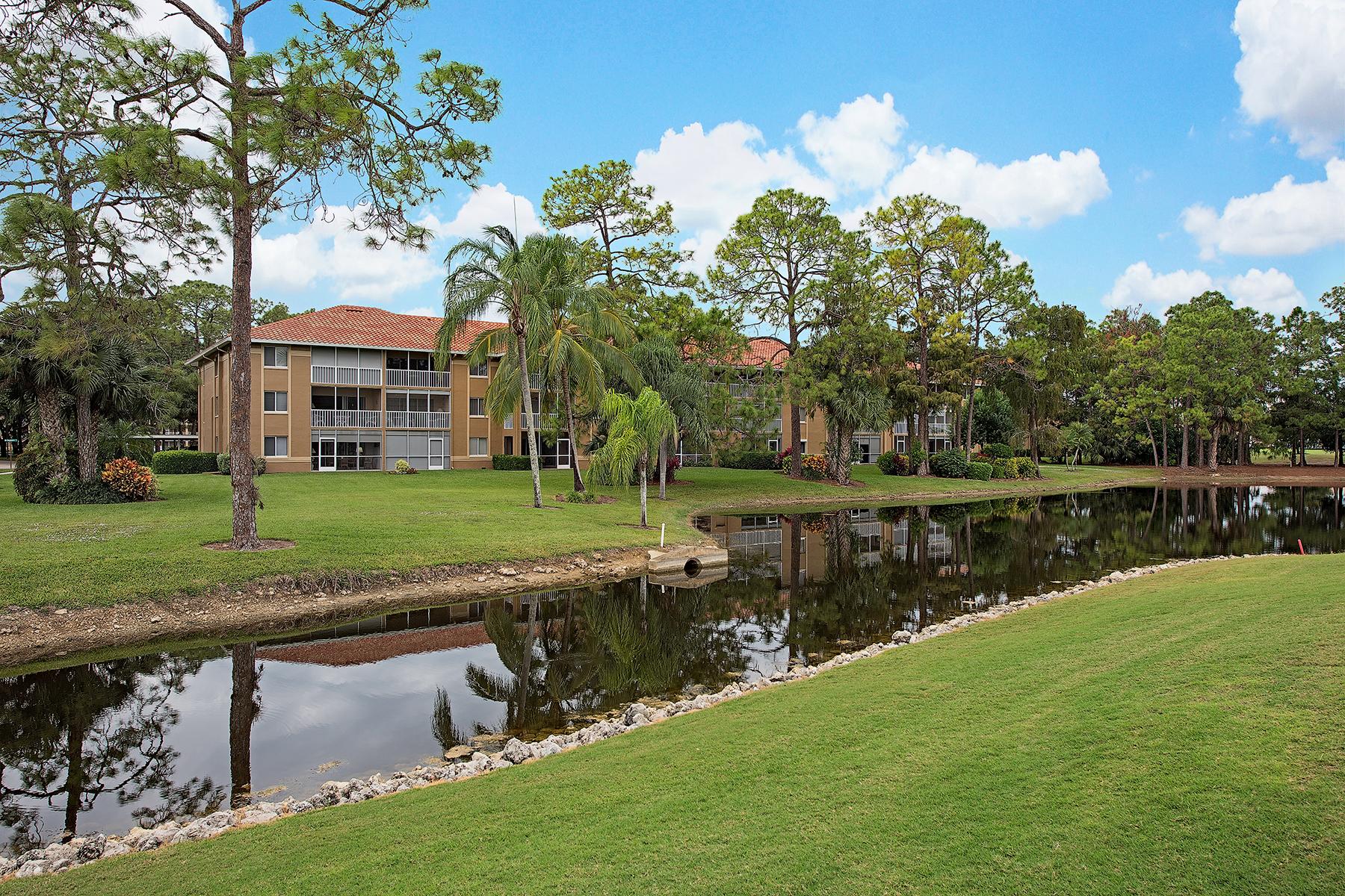 Kat Mülkiyeti için Satış at ROYAL WOOD - NAPLES 5985 Bloomfield Cir W D106 Naples, Florida, 34112 Amerika Birleşik Devletleri