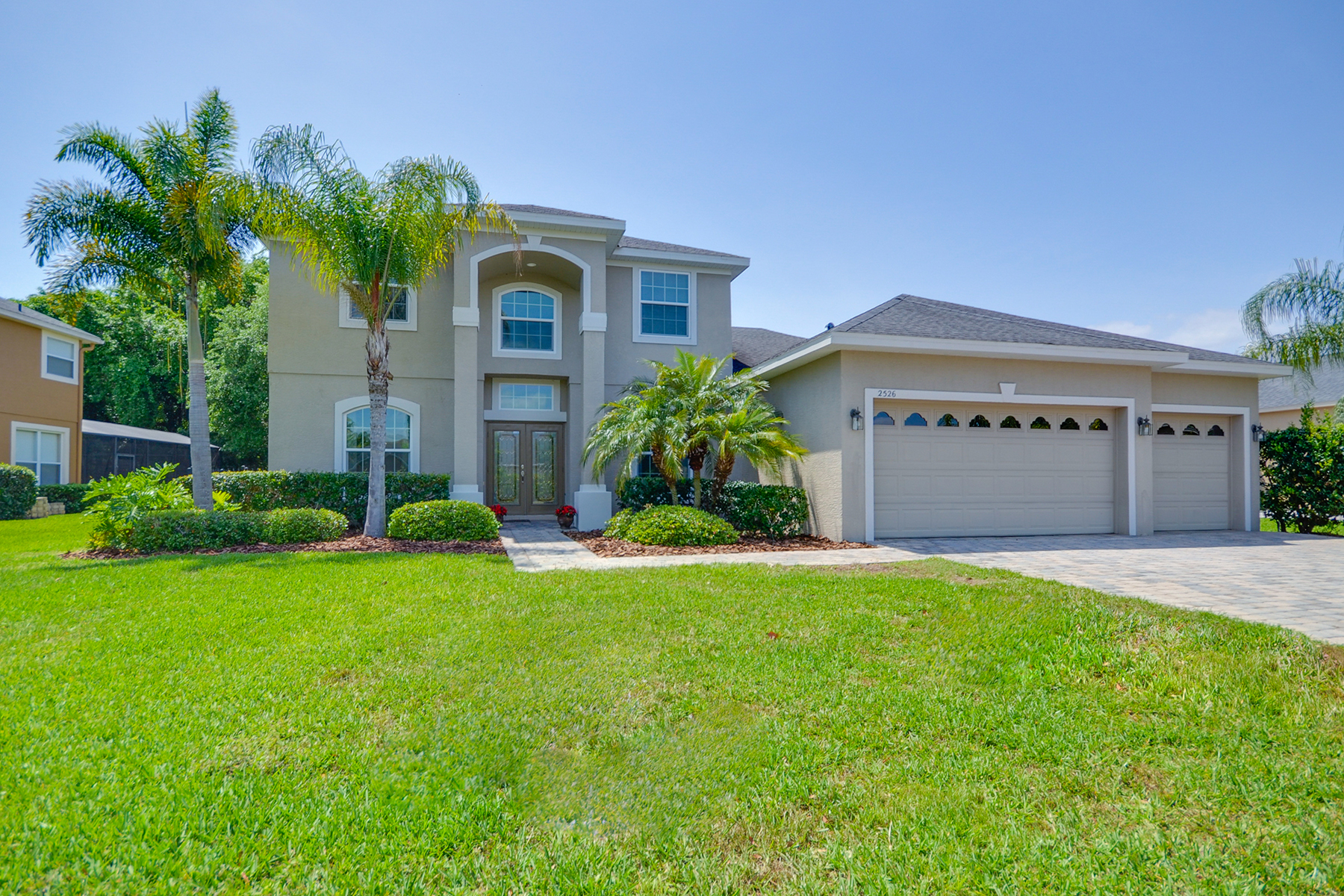 Single Family Home for Sale at ST. CLOUD 2526 Water Valley Dr St. Cloud, Florida, 34771 United States