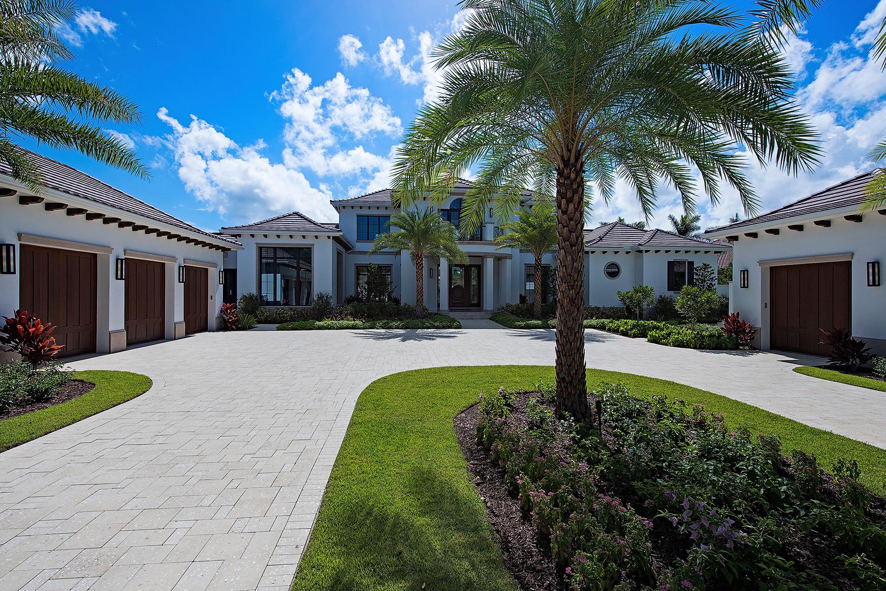 단독 가정 주택 용 매매 에 1268 Osprey Trl , Naples, FL 34105 1268 Osprey Trl Naples, 플로리다, 34105 미국