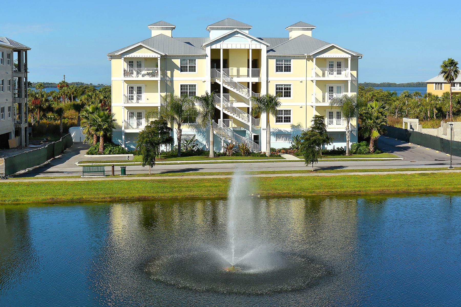 Condominium for Sale at PALMA SOLA BAY CLUB 7810 34th Ave W 202 Bradenton, Florida 34209 United States