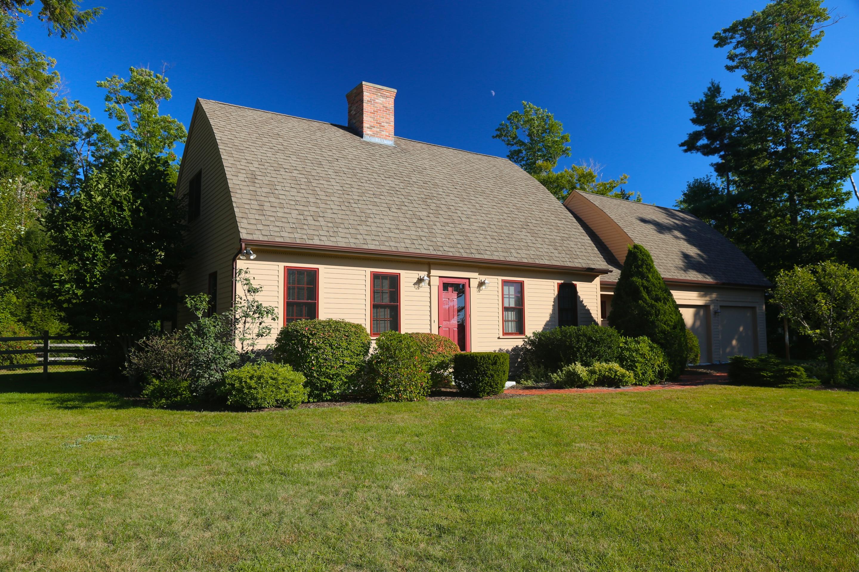 独户住宅 为 销售 在 58 Westside Drive, New London New London, 新罕布什尔州 03257 美国