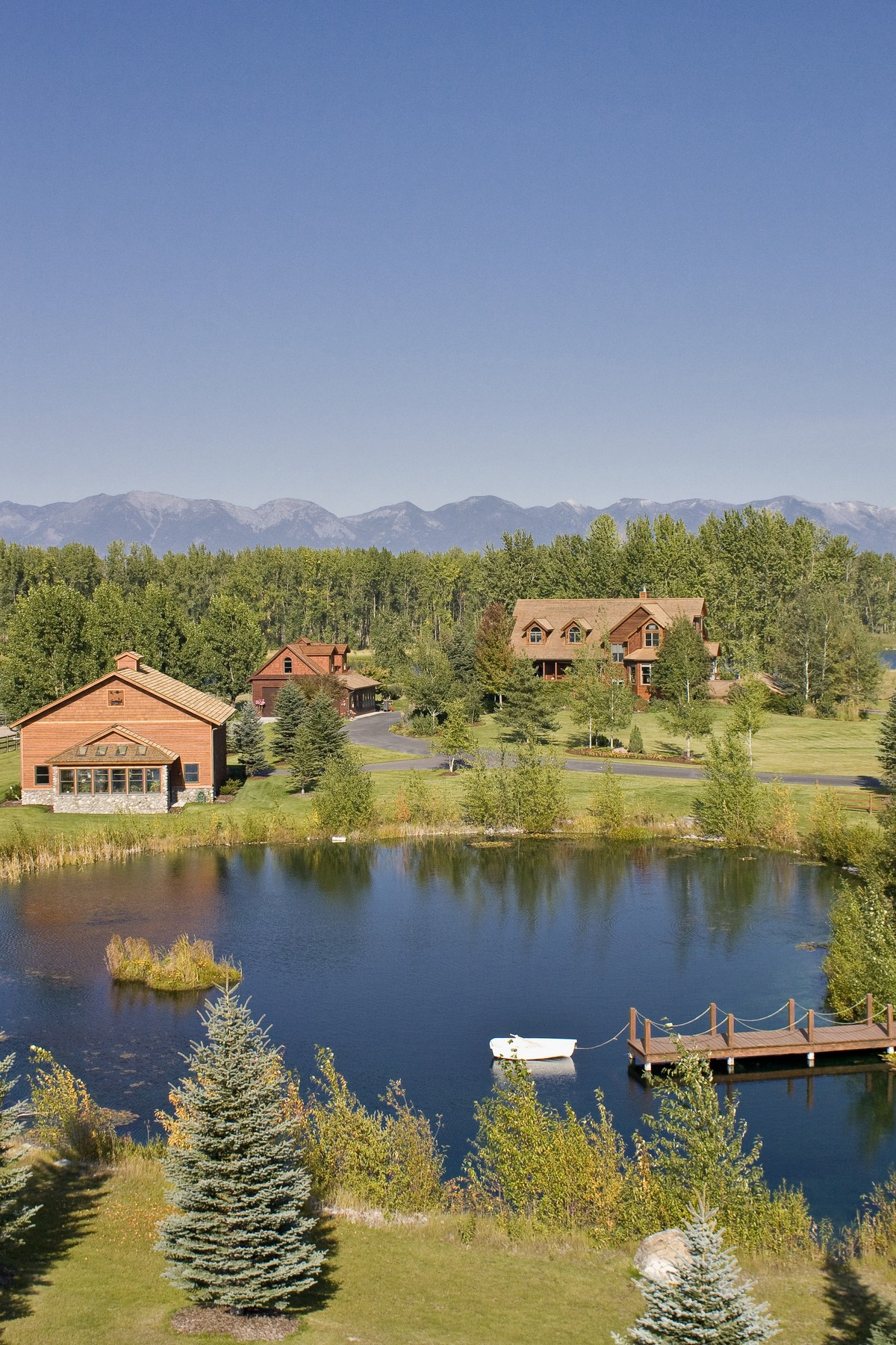 Property Of Flathead River Home