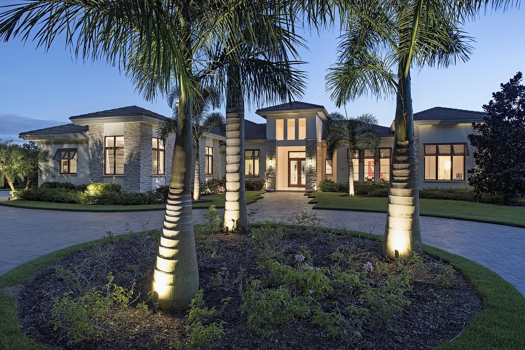 一戸建て のために 売買 アット QUAIL WEST 6195 Highcroft Dr Naples, フロリダ 34119 アメリカ合衆国
