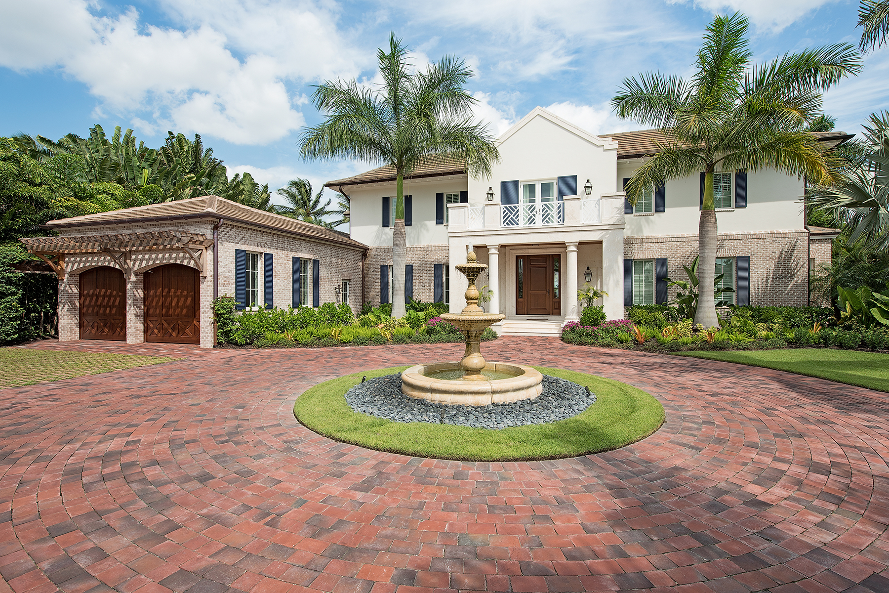 Vivienda unifamiliar por un Venta en PORT ROYAL 1085 Nelsons Walk Port Royal, Naples, Florida 34102 Estados Unidos