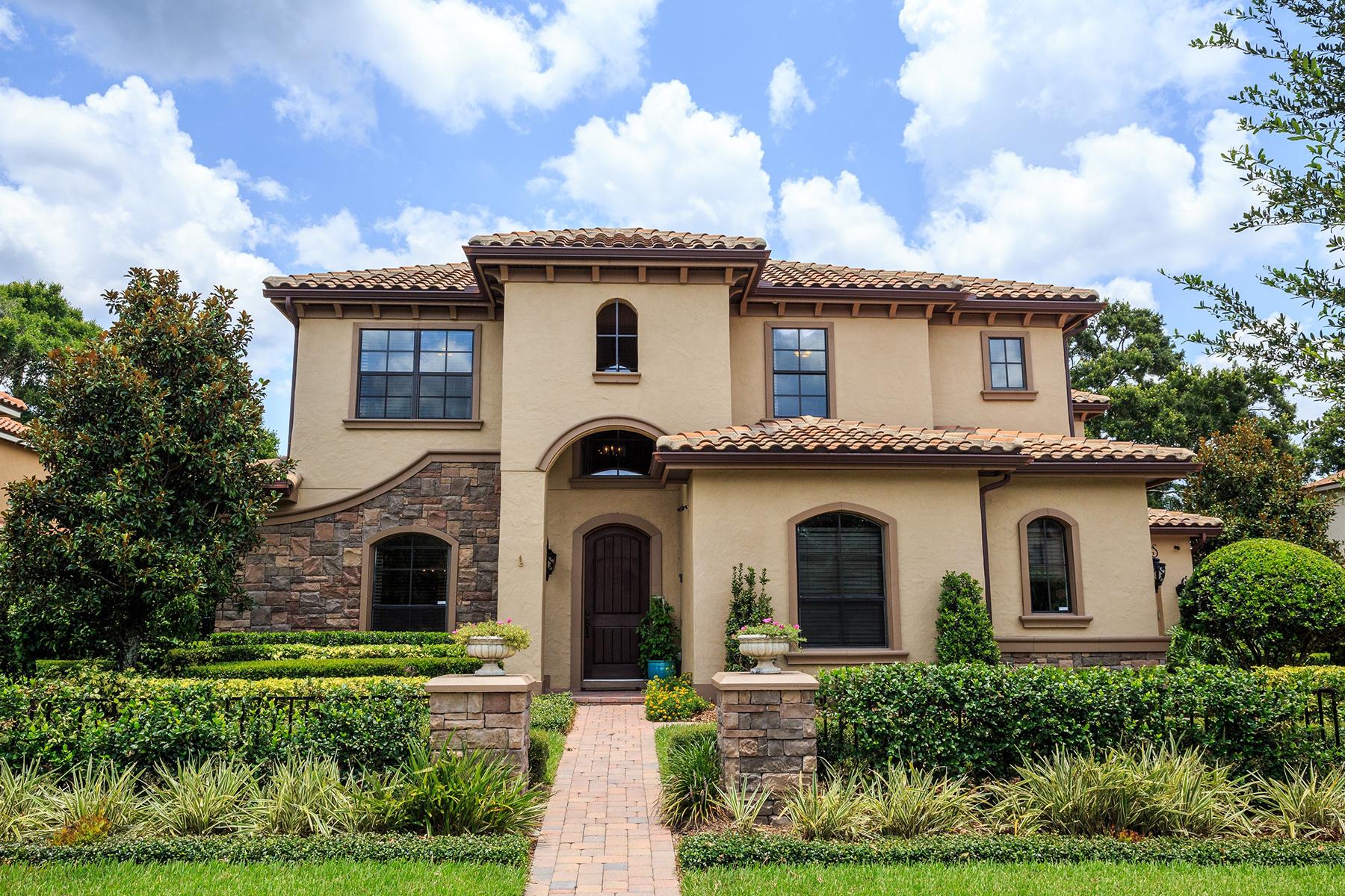 Частный односемейный дом для того Продажа на 1831 Laurelton Hall Ln , Winter Park, FL 32789 1831 Laurelton Hall Ln Winter Park, Флорида, 32789 Соединенные Штаты