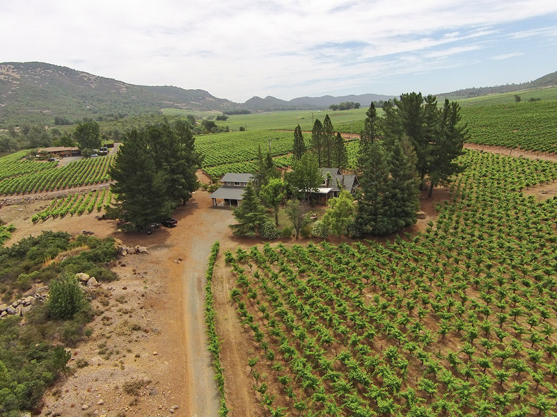 Farm / Ranch / Plantation for Sale at 3520 Soda Canyon Rd, Napa, CA 94558 3520 Soda Canyon Rd Napa, California 94558 United States