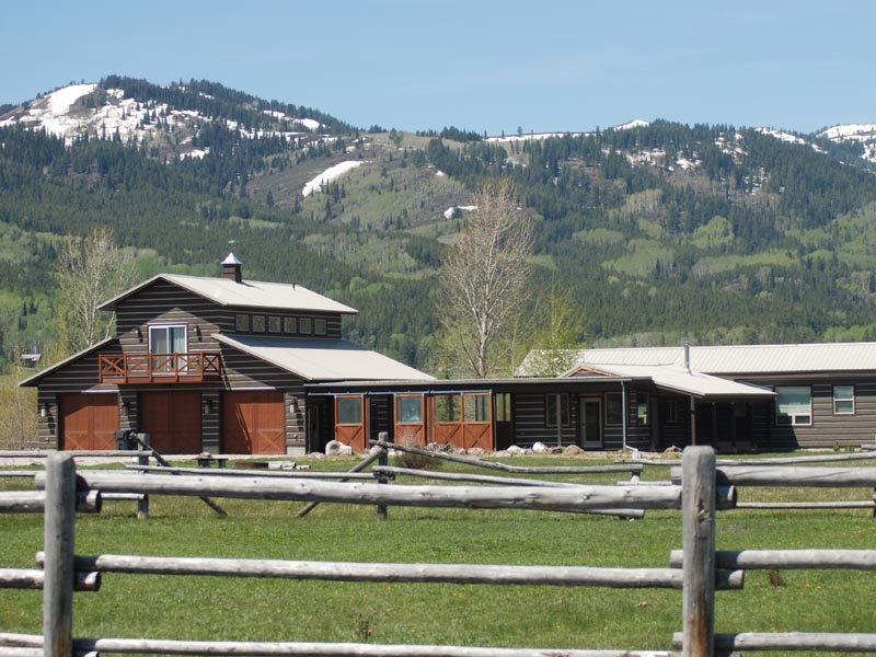 Property Of Teton River Cabin, Guest House and Barn