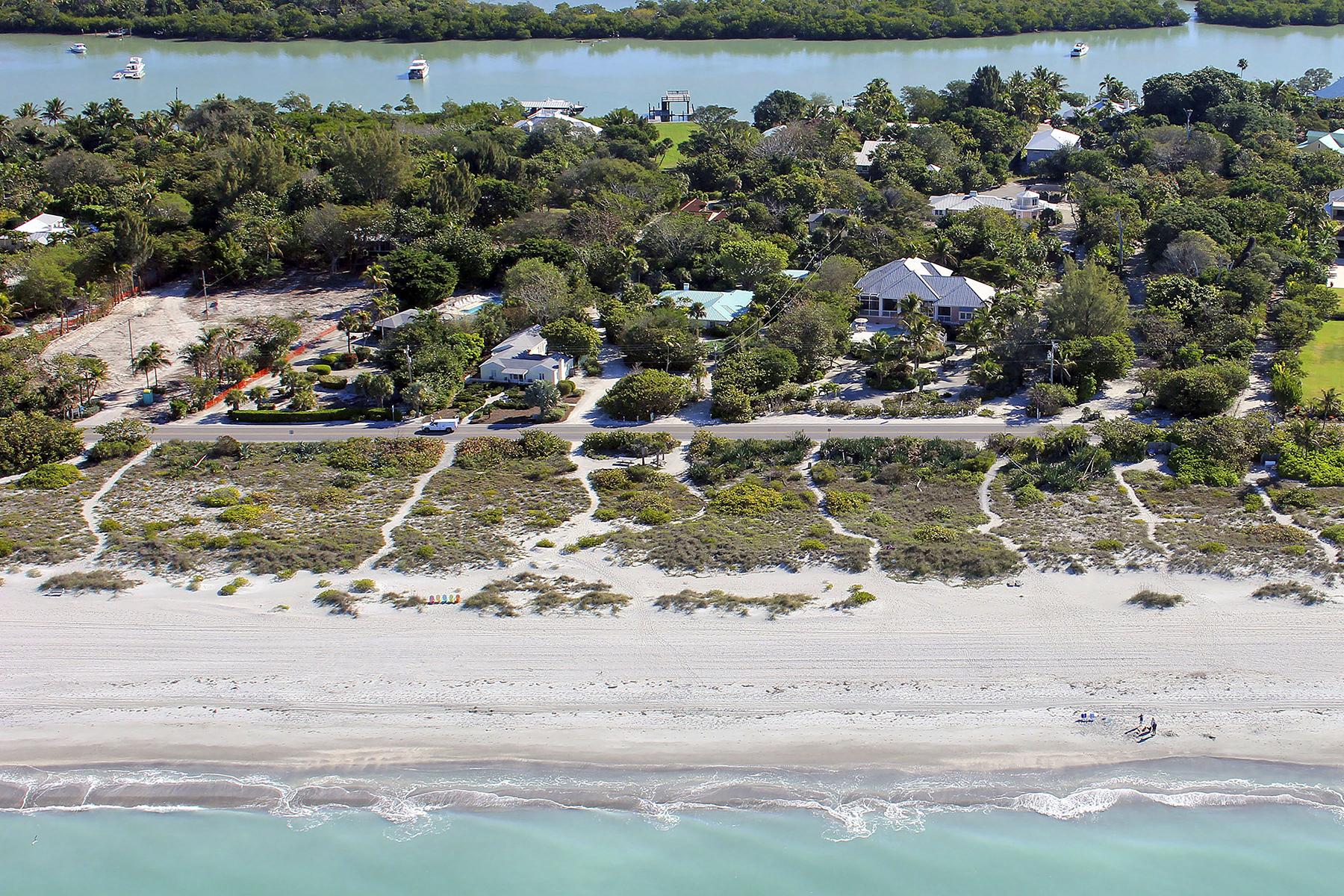 Maison unifamiliale pour l Vente à CAPTIVA 16177 Captiva Dr Captiva, Florida, 33924 États-Unis