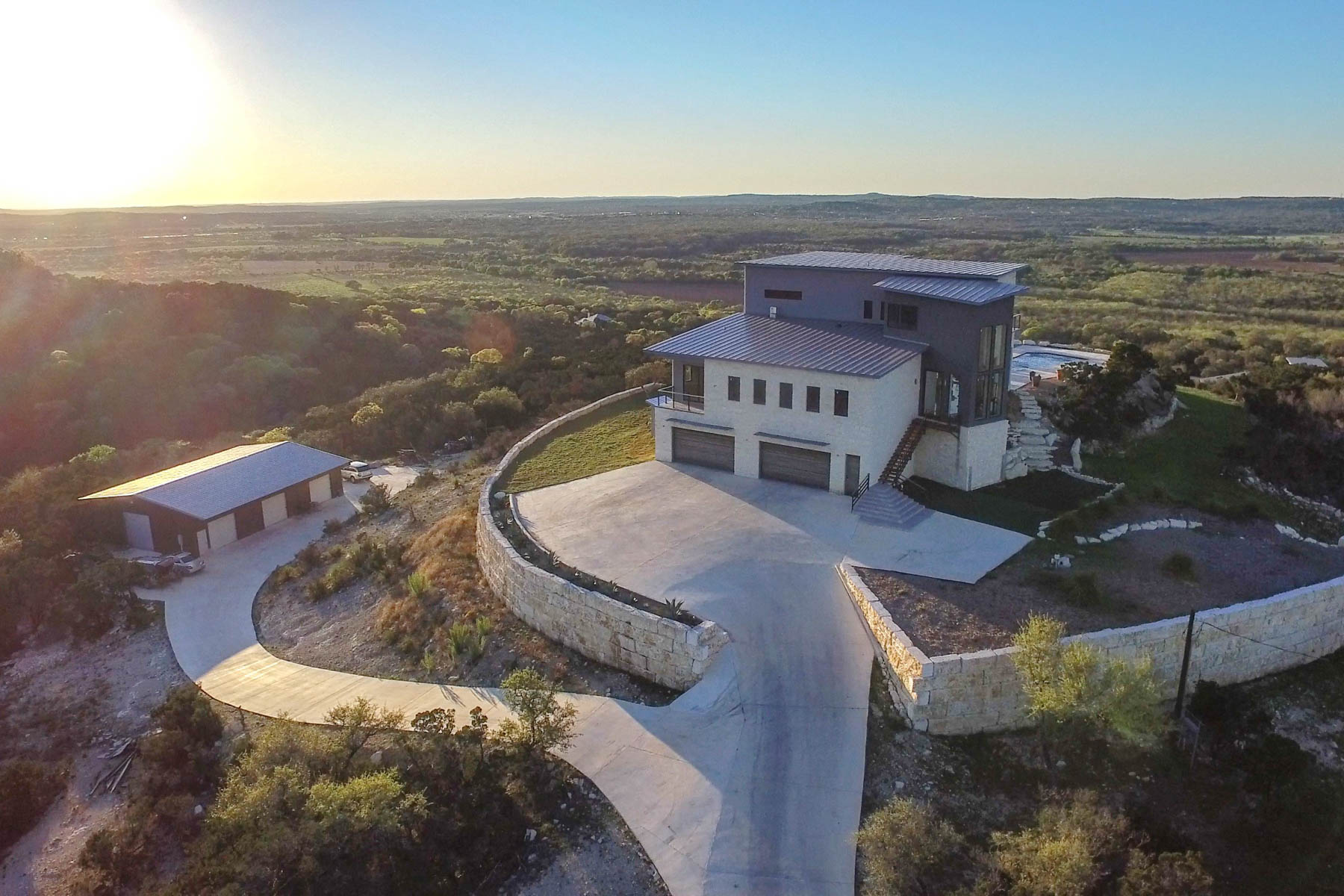 一戸建て のために 売買 アット Spectacular Architecture in Verde Mountain Estates 28565 Verde Mountain Trl Verde Mountain Estates, San Antonio, テキサス, 78261 アメリカ合衆国
