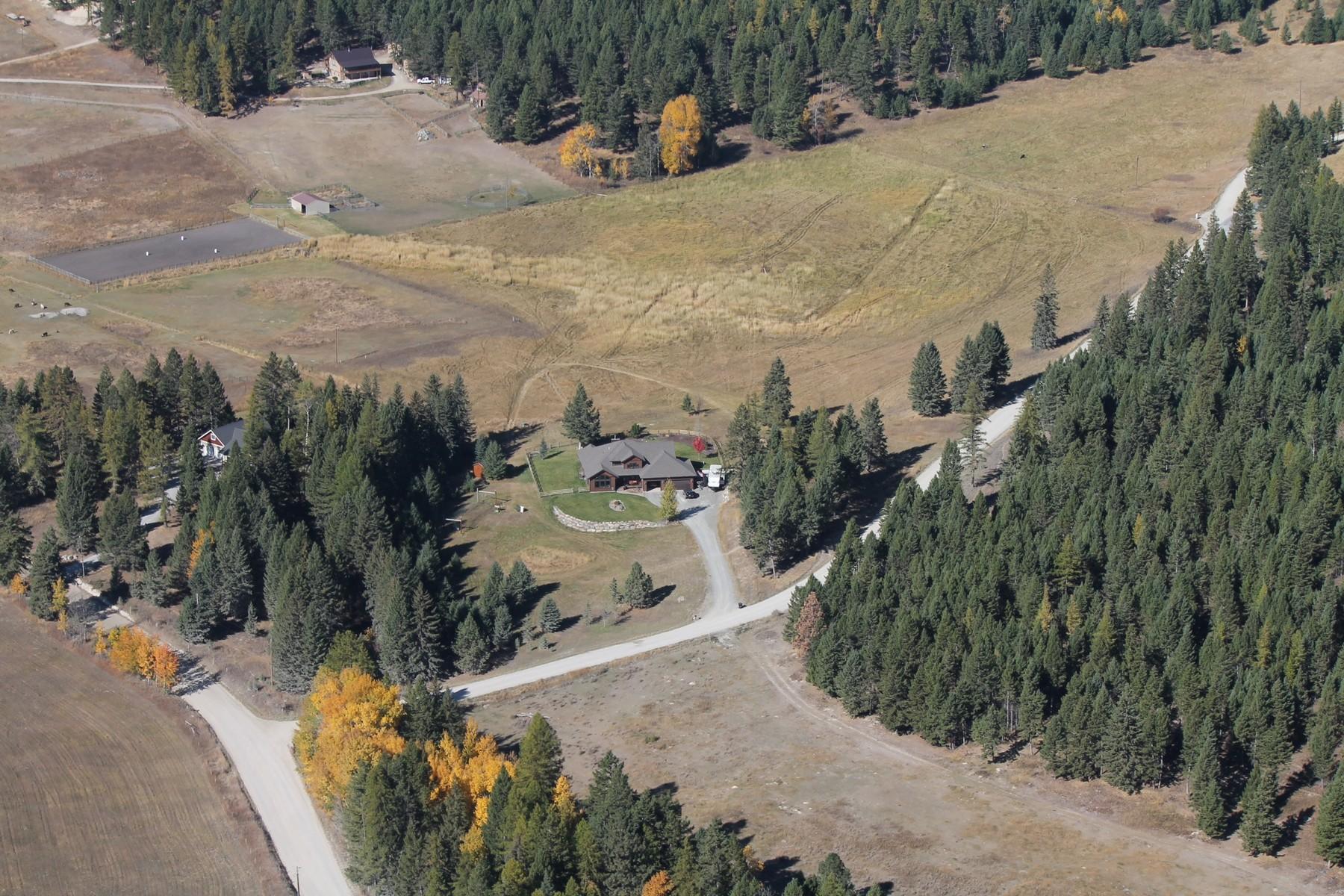 獨棟家庭住宅 為 出售 在 1000 Kienas Rd 1000 Kienas Rd N Kalispell, 蒙大拿州, 59901 美國