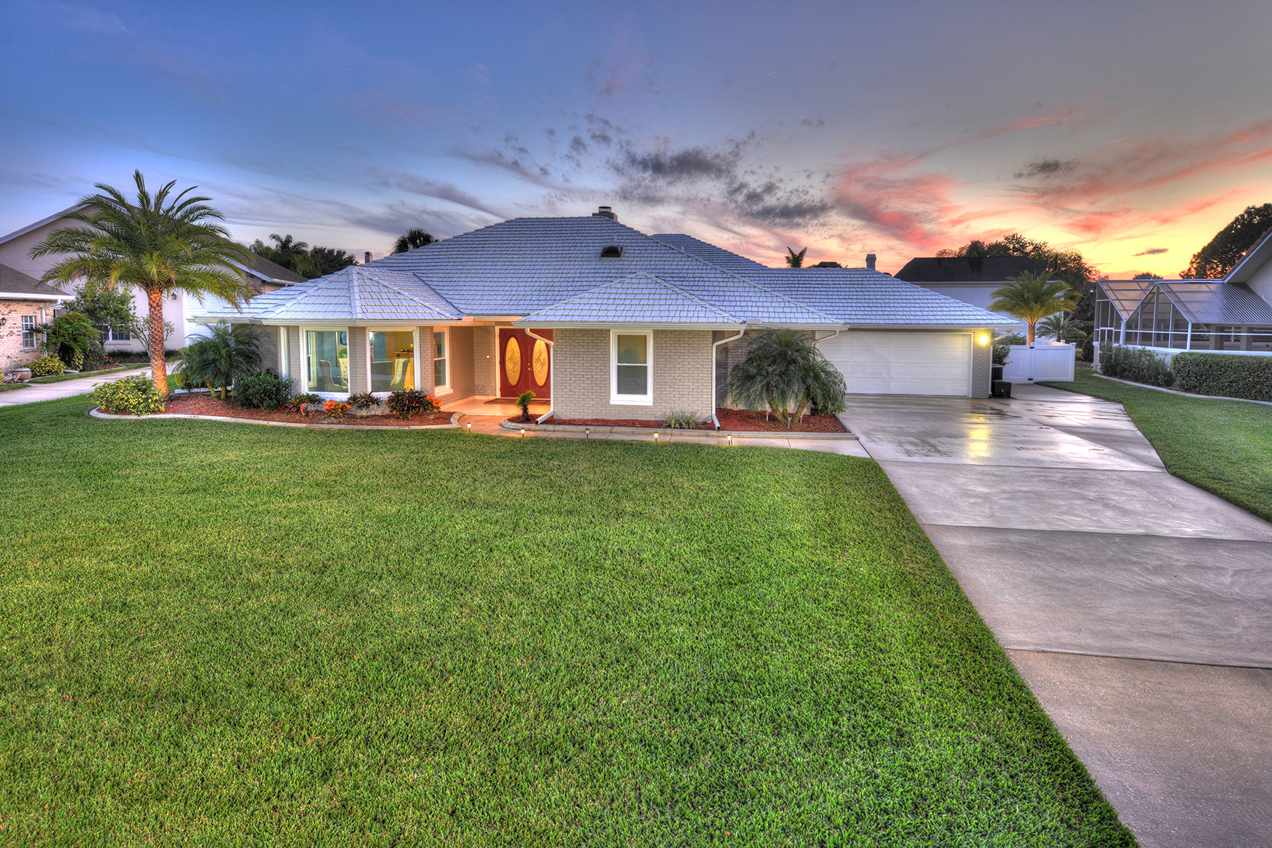 Single Family Home for Sale at PORT ORANGE AND THE BEACHES 2673 Slow Flight Dr, Port Orange, Florida 32128 United States