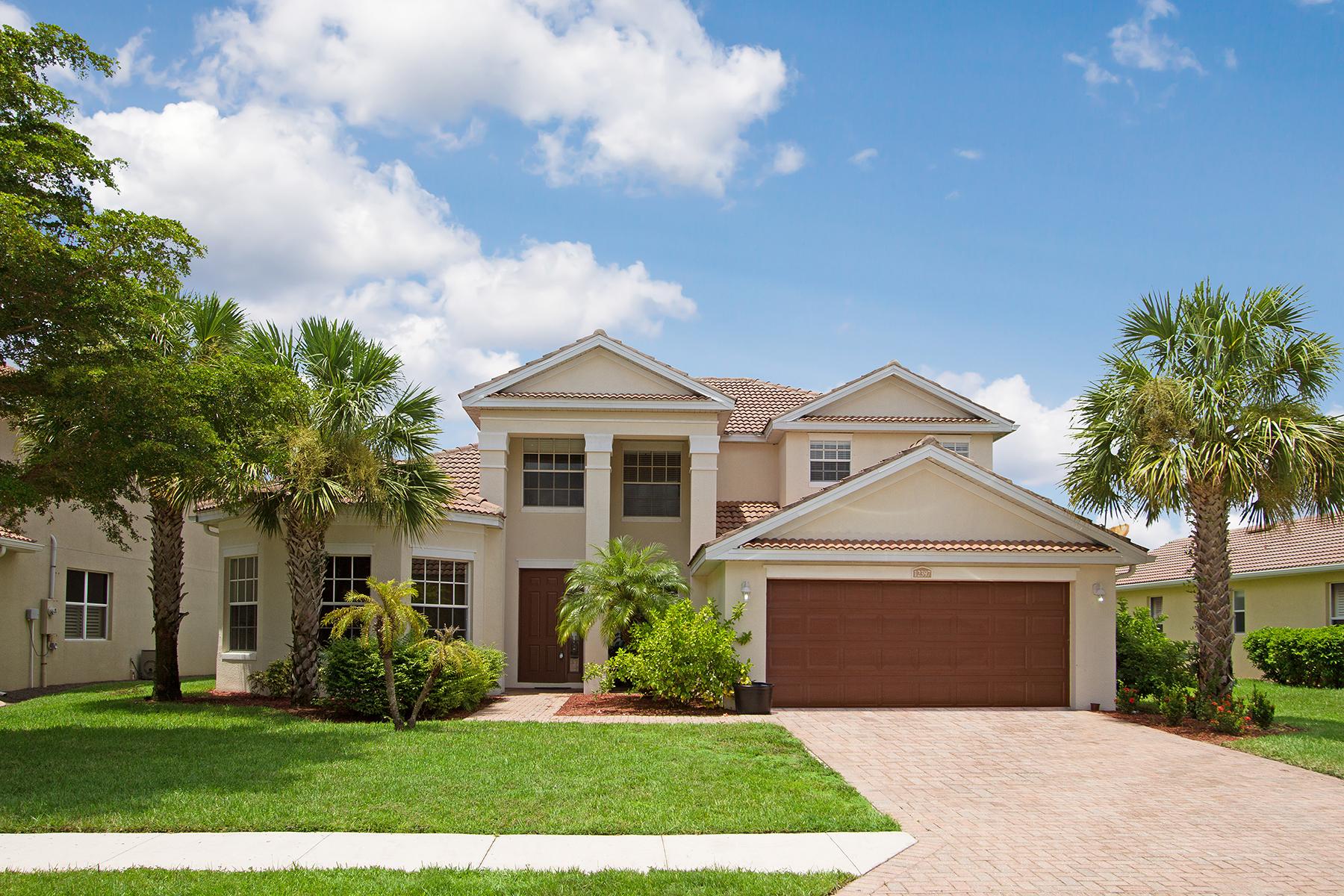 Tek Ailelik Ev için Satış at GATEWAY - STONEYBROOK 12397 Rock Ridge Ln Fort Myers, Florida, 33913 Amerika Birleşik Devletleri