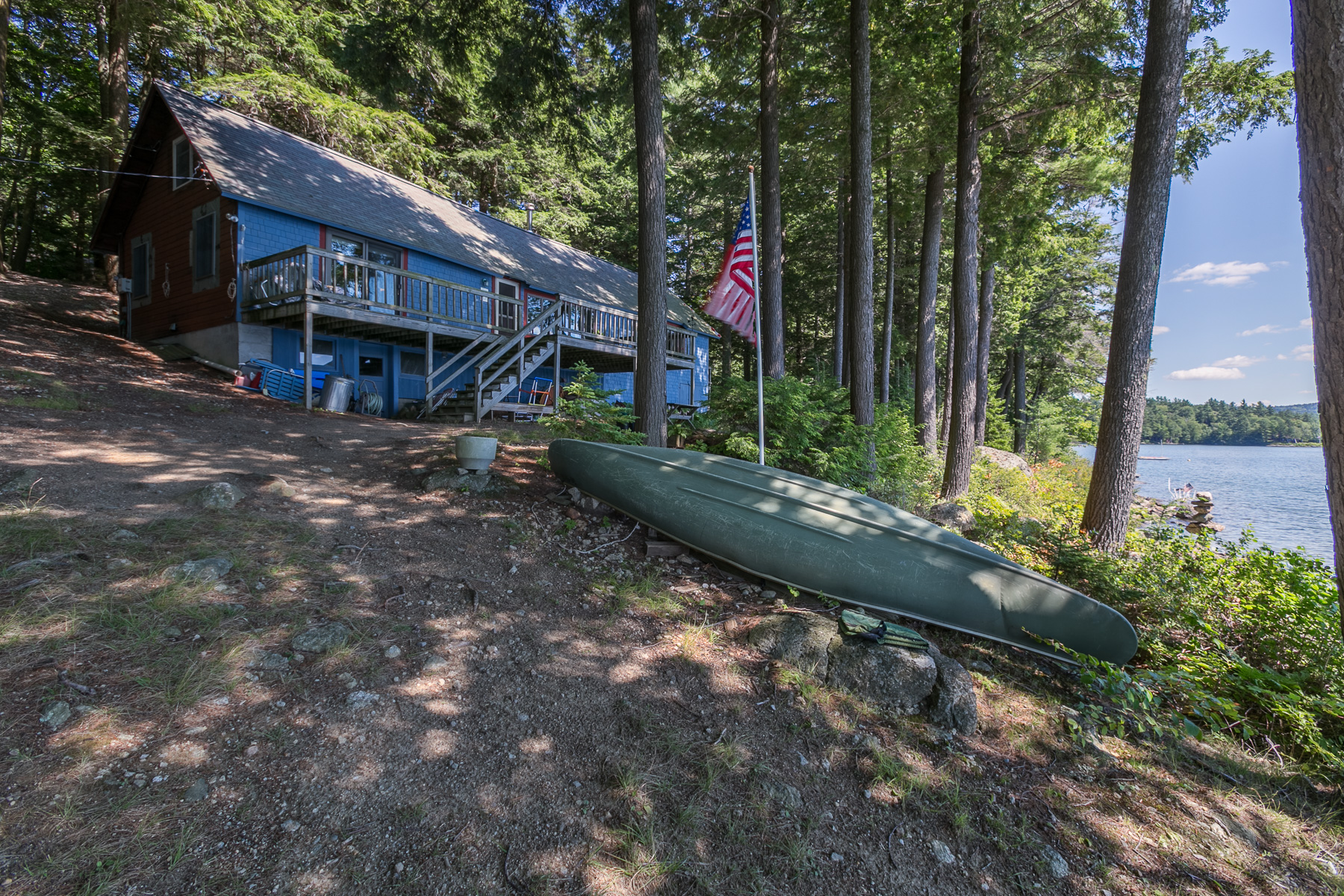 Single Family Home for Sale at 282 Kings Hwy, Hancock Hancock, New Hampshire, 03449 United States