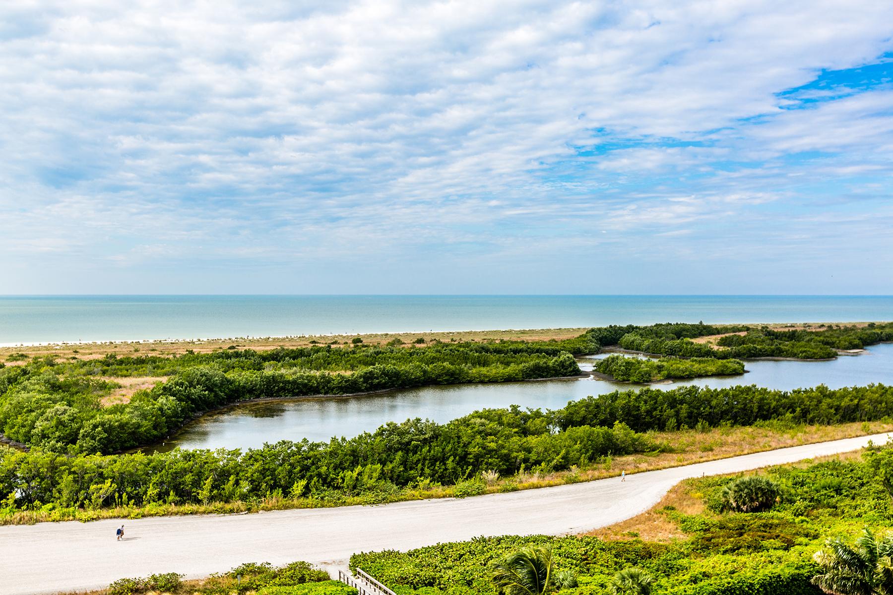 共管式独立产权公寓 为 销售 在 MARCO ISLAND - SOUTH SEAS 380 Seaview Ct 1003 马可岛, 佛罗里达州, 34145 美国