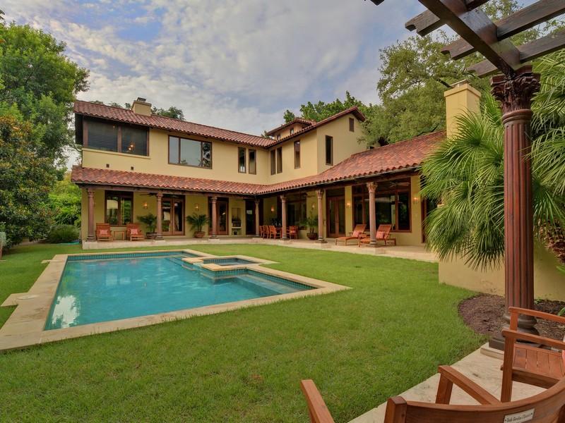 Single Family Home for Sale at Island Getaway 4609 Island Cv Austin, Texas 78731 United States