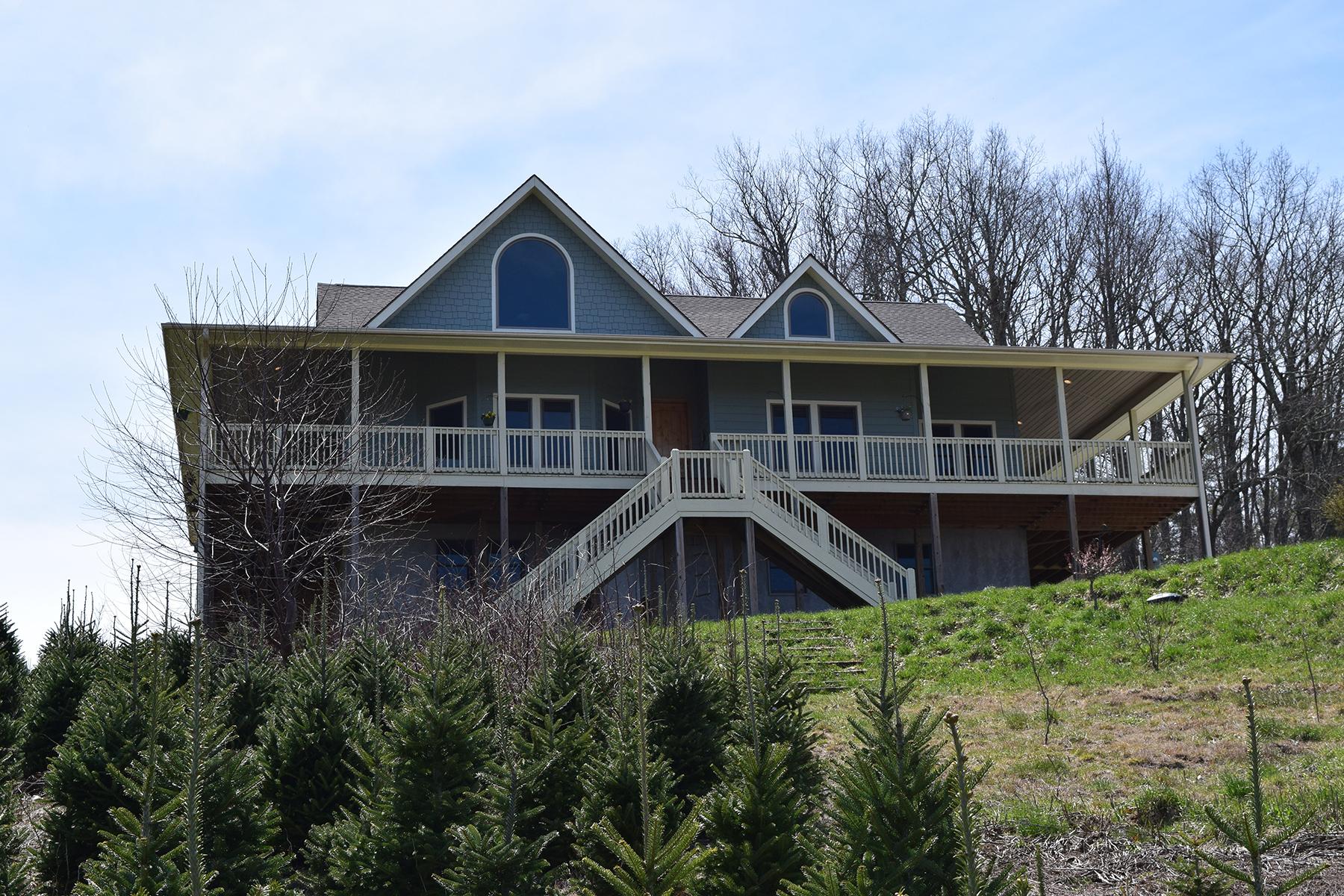 Single Family Home for Sale at Newland 194 Damon Vance Lane Newland, North Carolina, 28657 United States