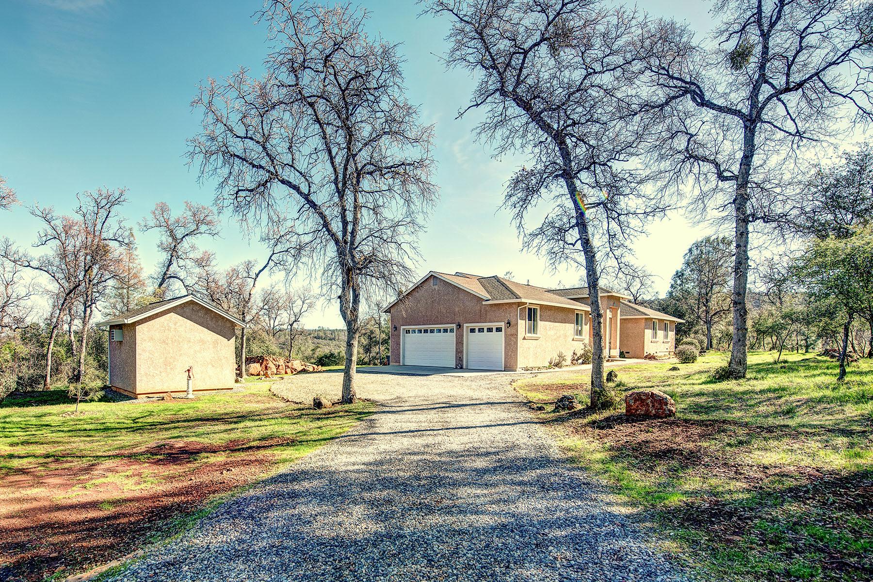 Maison unifamiliale pour l Vente à 28628 Alpine Way, Shingletown, CA 96088 28628 Alpine Wa Shingletown, Californie 96088 États-Unis