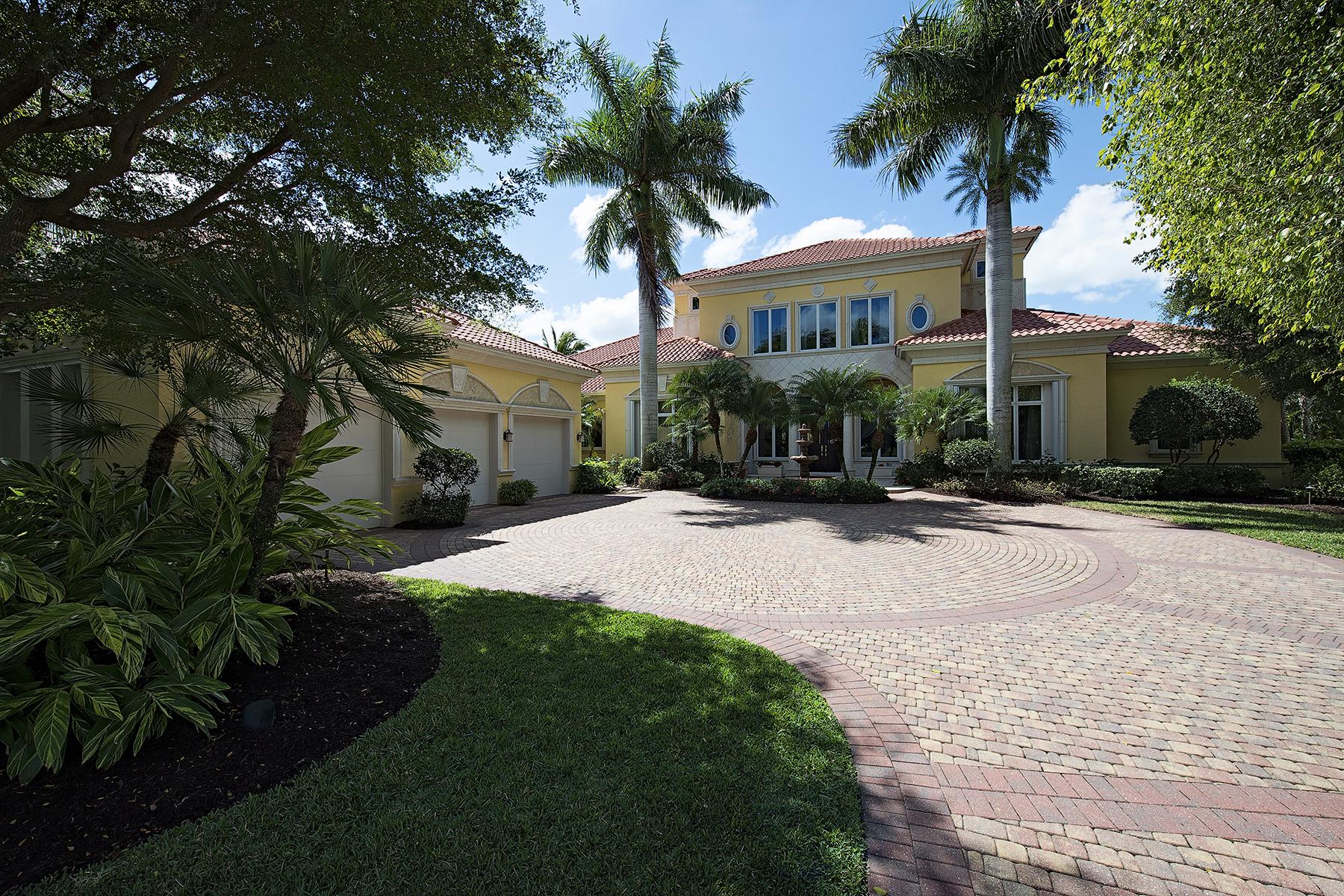 Nhà ở một gia đình vì Bán tại PELICAN MARSH - MARSH LINKS 1703 Persimmon Dr Naples, Florida 34109 Hoa Kỳ
