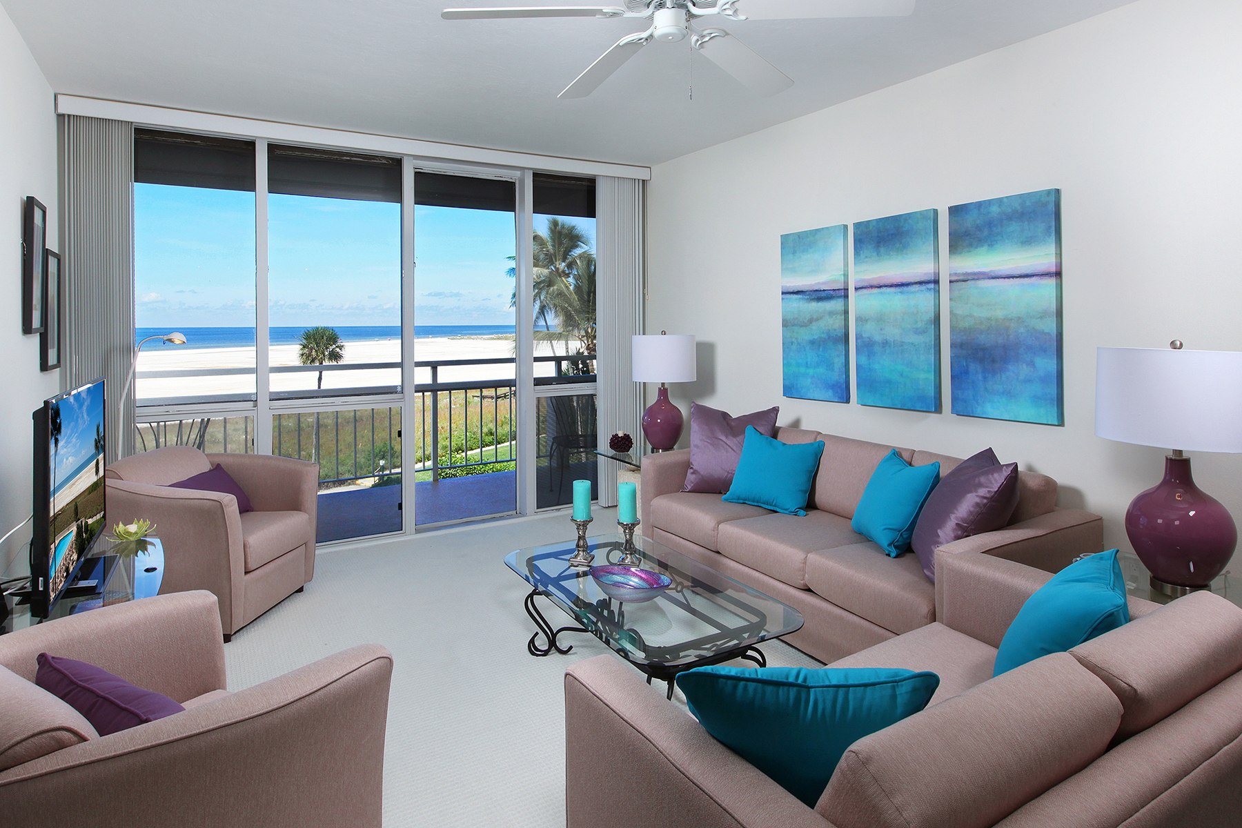 Condominium for Sale at TRADEWINDS 180 Seaview Ct 415 Marco Island, Florida, 34145 United States