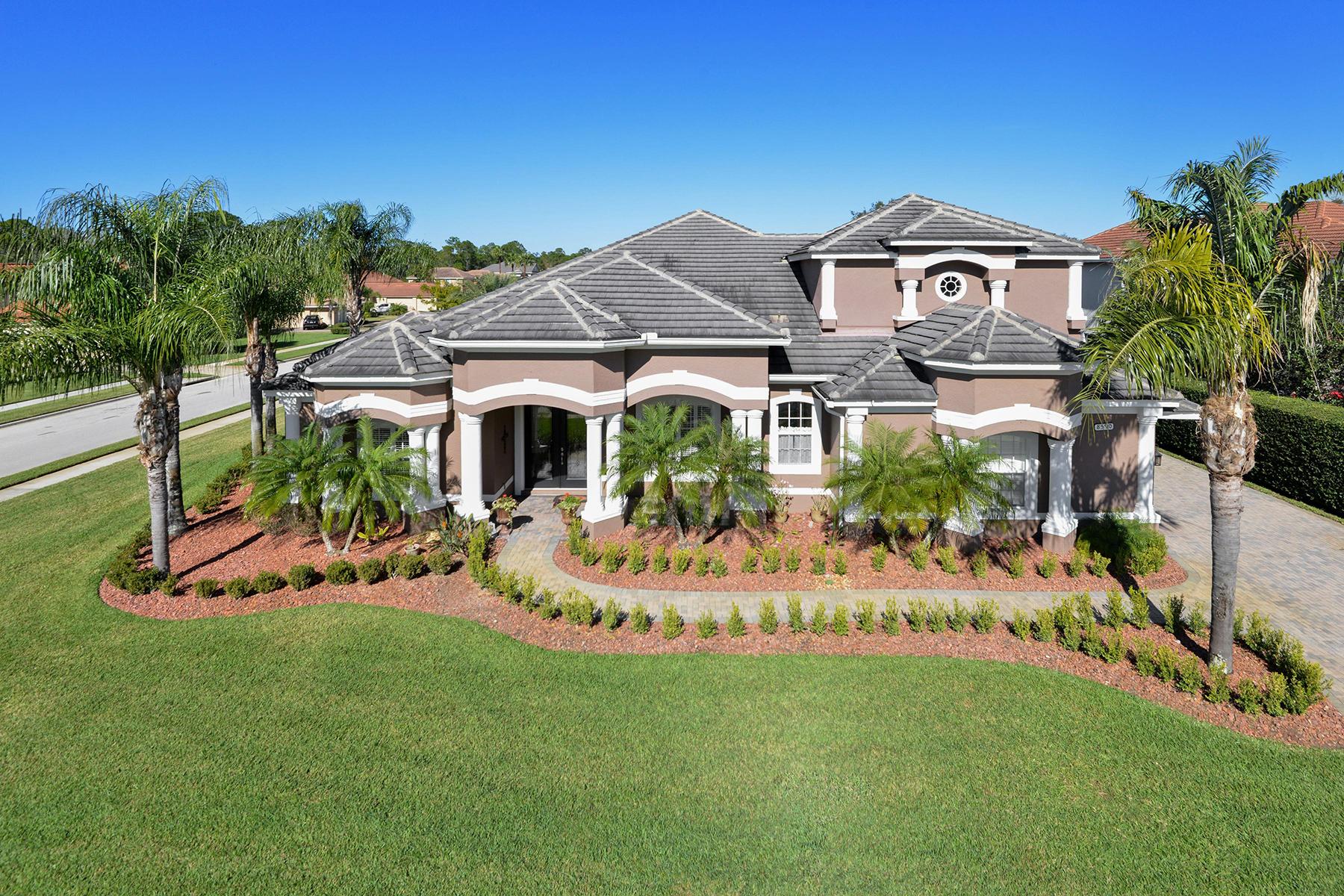 Maison unifamiliale pour l Vente à ORLANDO - SANFORD 8590 Cypress Ridge Ct Sanford, Florida, 32771 États-Unis