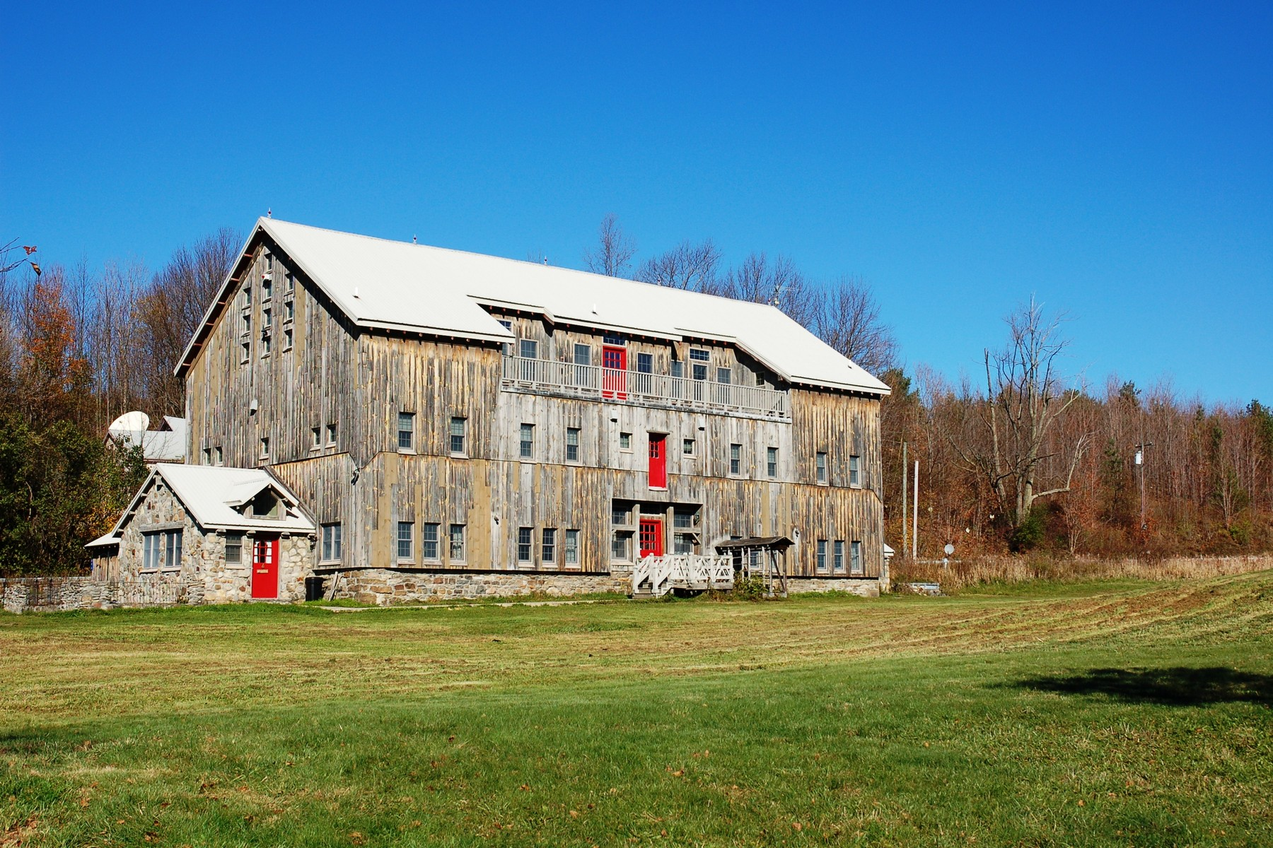 Single Family Home for Sale at Barn 396 Elizabethtown Rd Ilion, New York 13357 United States