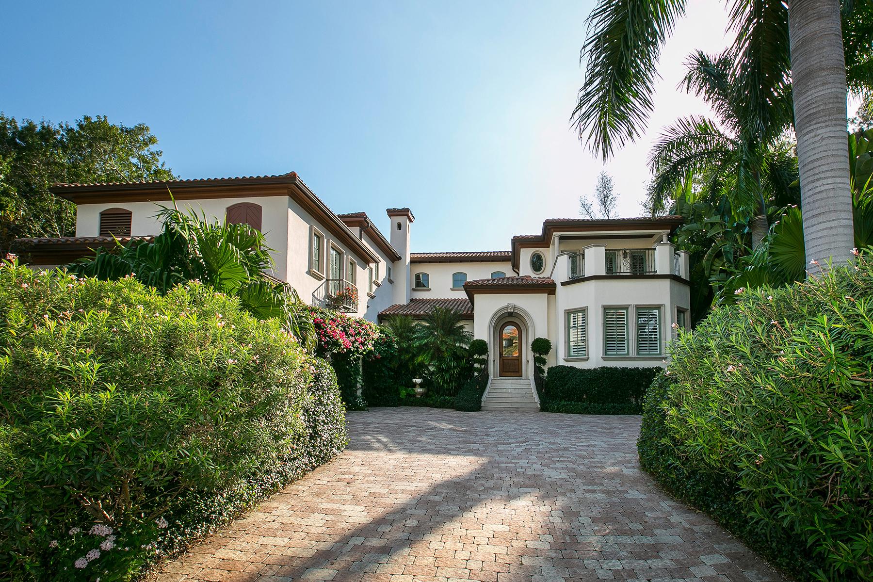 Vivienda unifamiliar por un Venta en BAY ISLAND 826 Norsota Way Sarasota, Florida, 34242 Estados Unidos