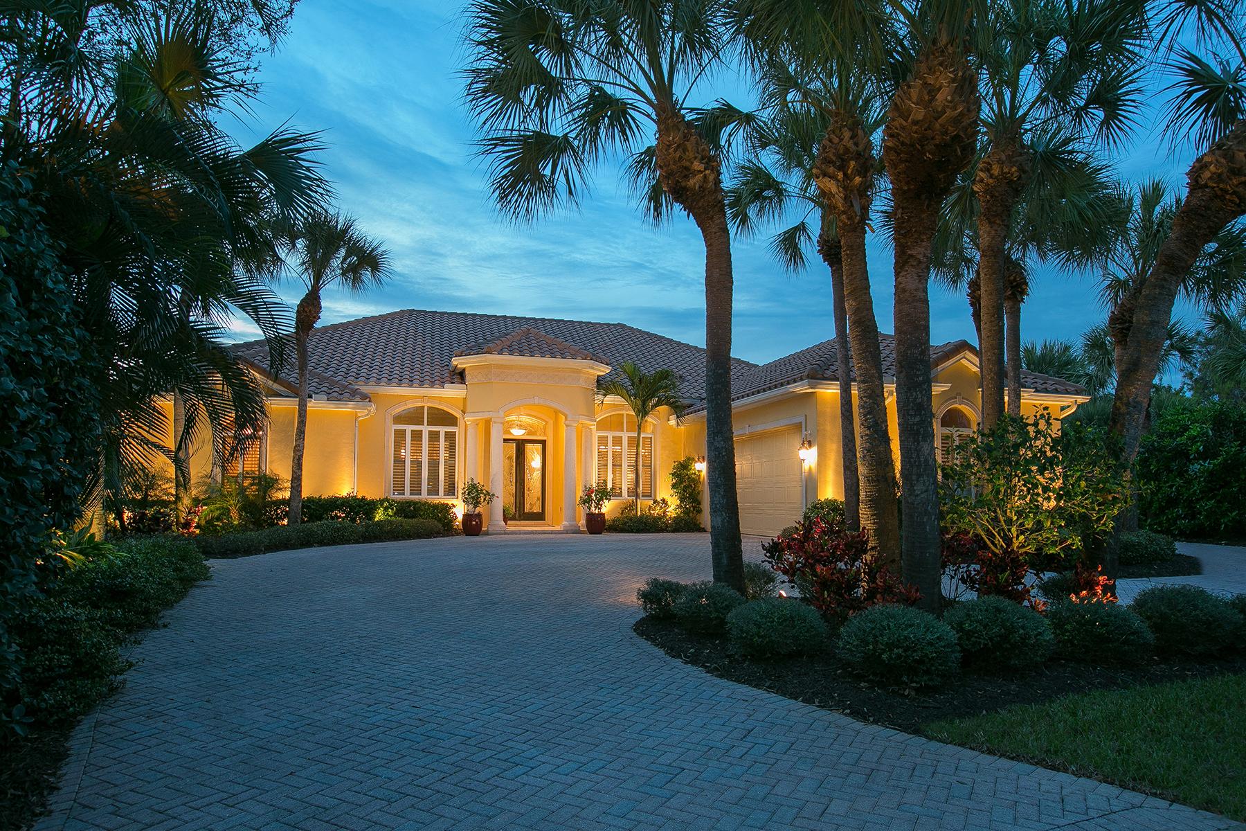 Maison unifamiliale pour l Vente à BOCA ROYALE 6 Saint Martin Cir Englewood, Florida, 34223 États-Unis
