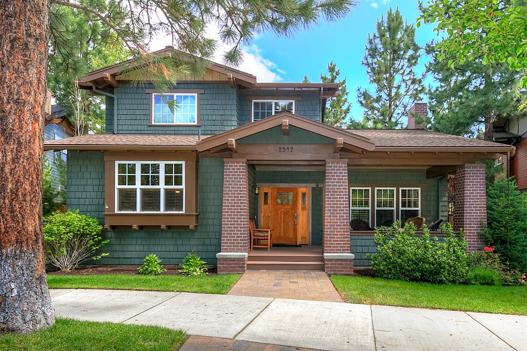 sales property at 2592 NW Crossing Drive, BEND