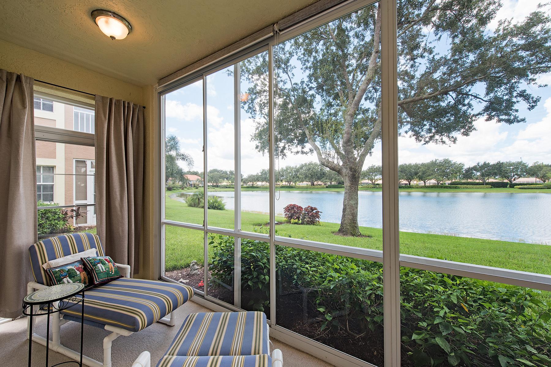 콘도미니엄 용 매매 에 WORTHINGTON 13234 Sherburne Cir 1101 Bonita Springs, 플로리다, 34135 미국