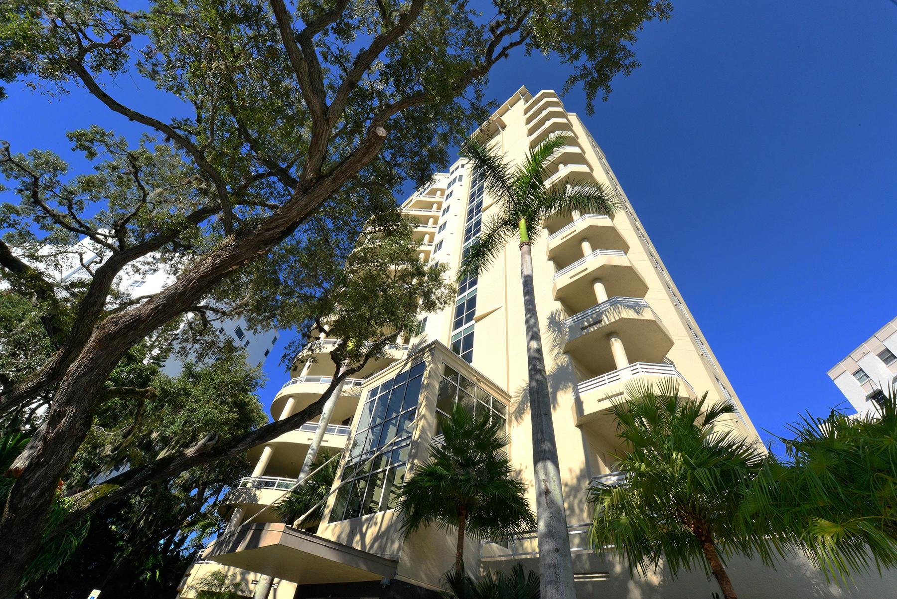 Condominium for Sale at SARASOTA 500 S Palm Ave 22 Sarasota, Florida, 34236 United States