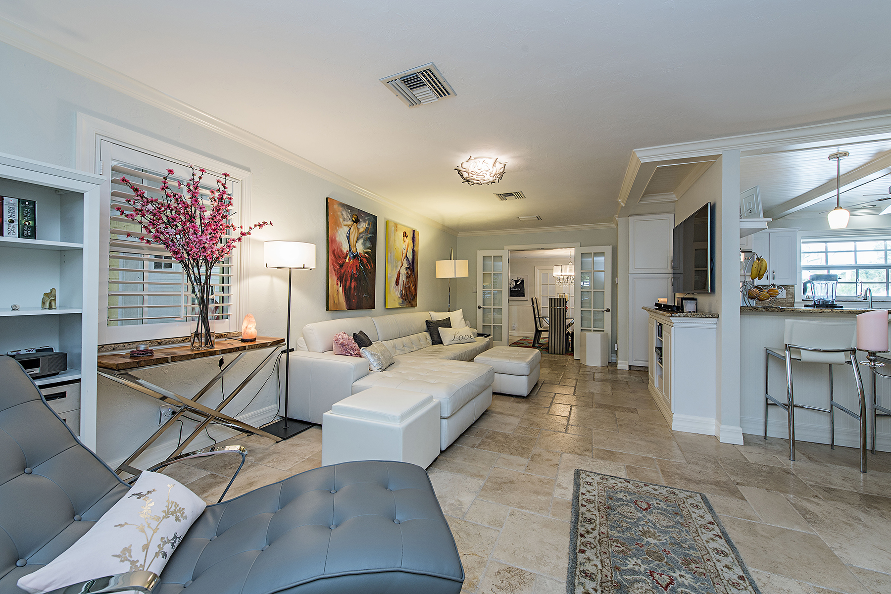 Single Family Home for Sale at LAKE PARK 1253 12th Ave N Naples, Florida, 34102 United States