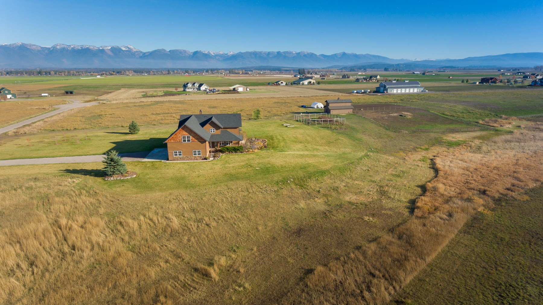 sales property at 122 Equestrian Lane , Kalispell, MT 59901