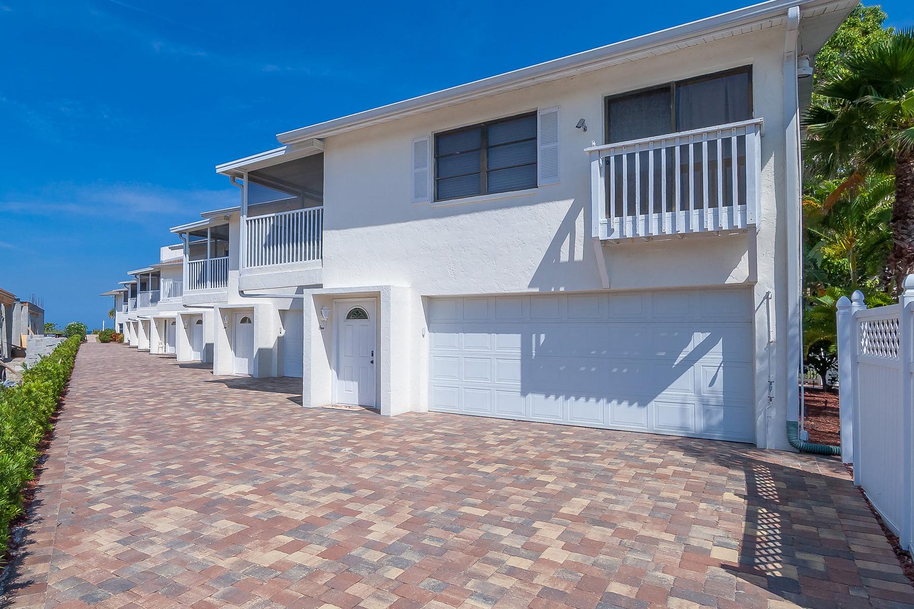 共管式独立产权公寓 为 销售 在 ENGLEWOOD 2710 N Beach Rd 5 恩格尔伍德, 佛罗里达州, 34223 美国