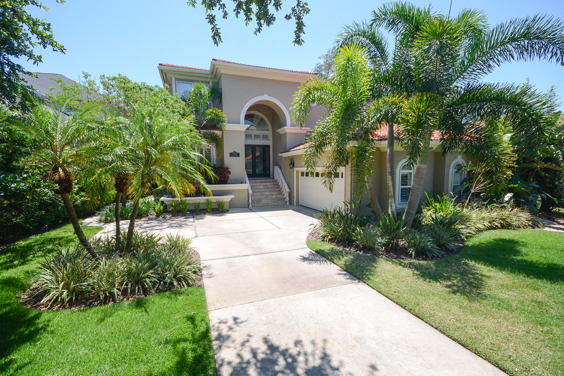단독 가정 주택 용 매매 에 SOUTH TAMPA 2612 S Bryant Cir Tampa, 플로리다, 33629 미국