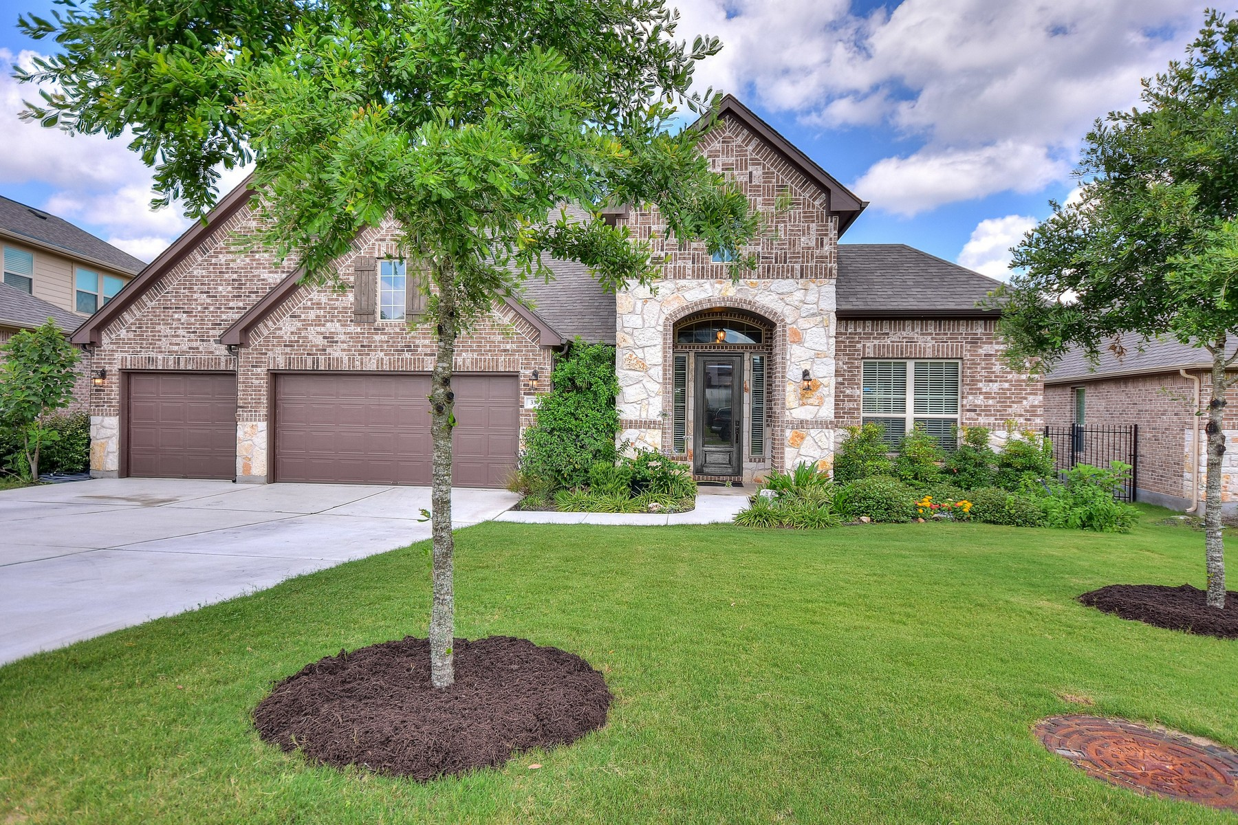 Single Family Home for Sale at Enjoy Spectacular Sunsets in Reunion Ranch 330 Emma Loop Austin, Texas 78737 United States
