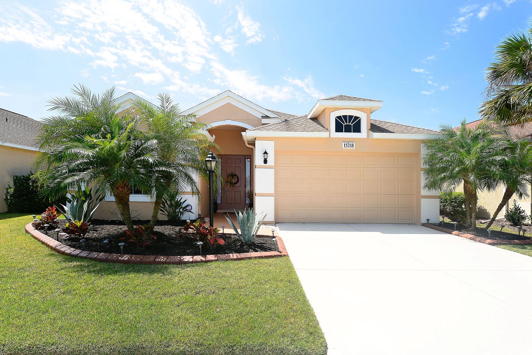 Villa per Vendita alle ore LAKEWOOD RANCH 15218 Blue Fish Cir Lakewood Ranch, Florida, 34202 Stati Uniti
