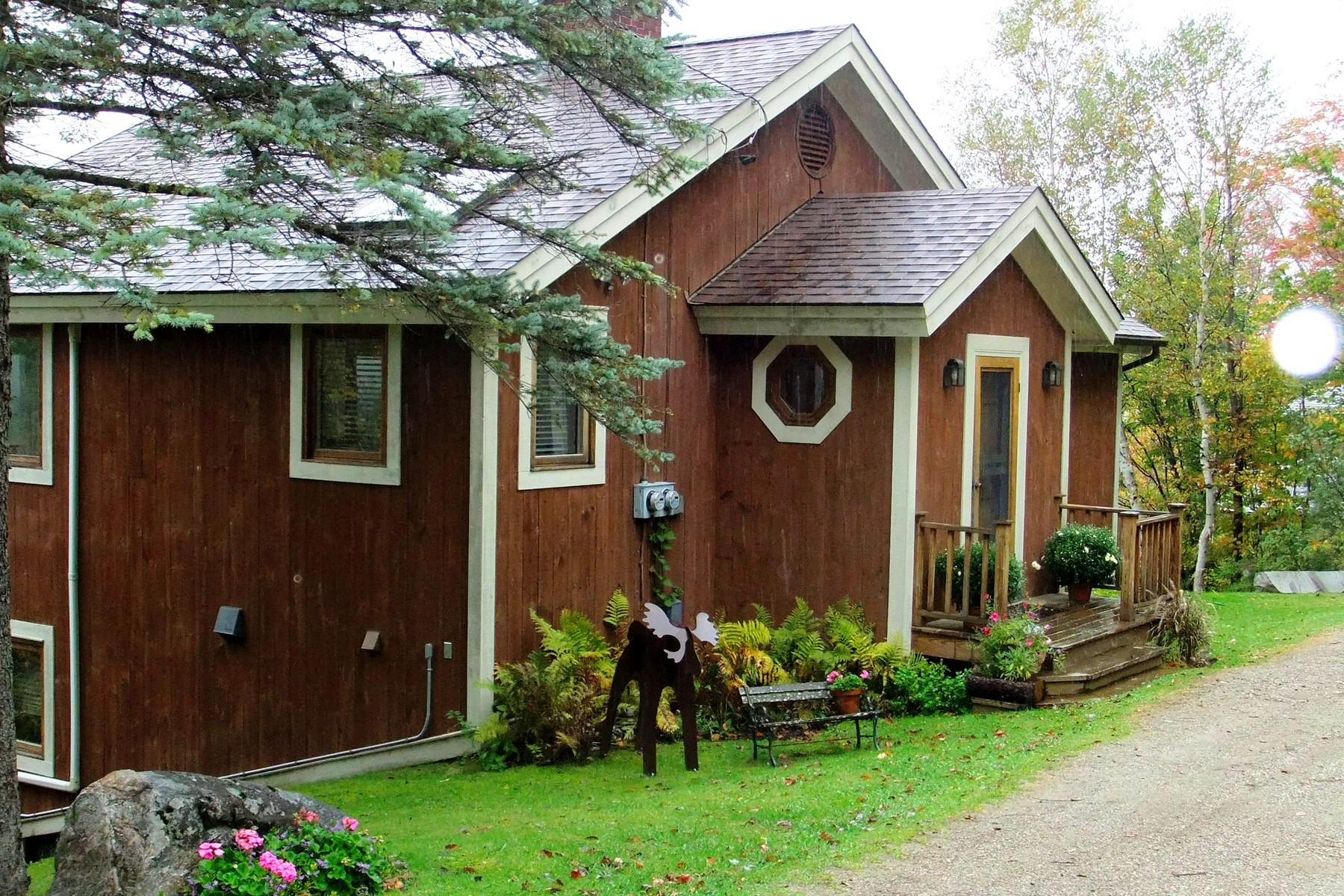 Single Family Home for Sale at Spectacular Views, Bright Open Floor Plan 15 Kimball Hill Rd Winhall, Vermont, 05340 United States