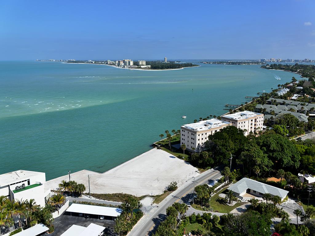 Terreno por un Venta en OCEAN BEACH 4740 Ocean Parcel No. 2 Blvd Sarasota, Florida 34242 Estados Unidos