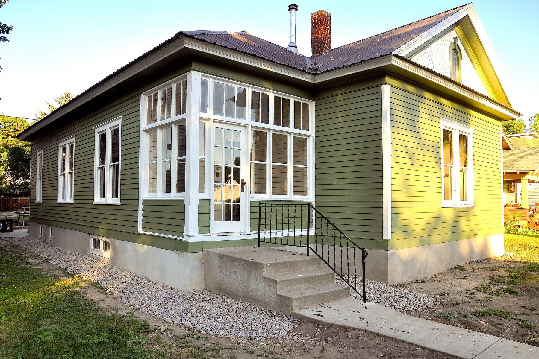 Vivienda unifamiliar por un Venta en 709 2nd Avenue East 709 2nd Ave E Kalispell, Montana, 59901 Estados Unidos