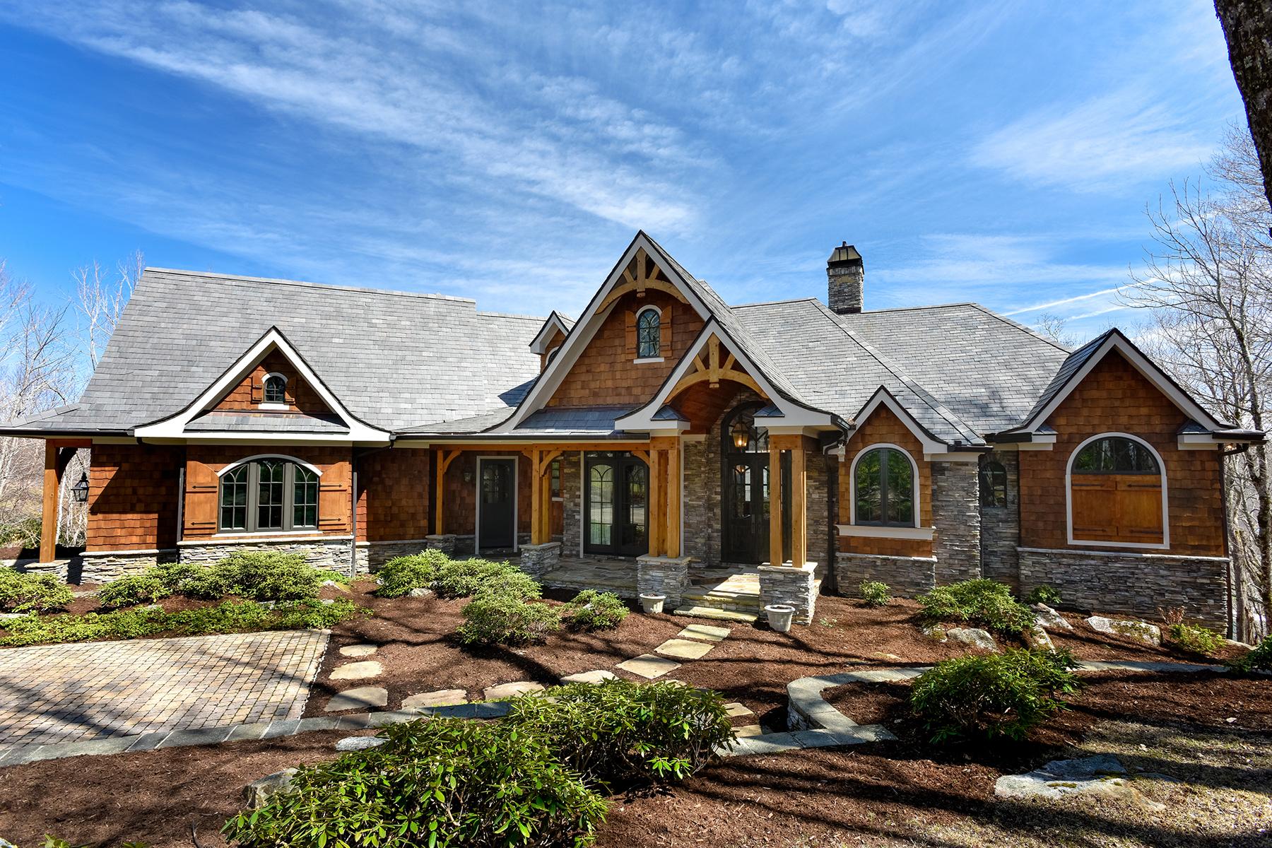 獨棟家庭住宅 為 出售 在 LINVILLE - LINVILLE RIDGE 210 Ridge Drive 2 Linville, 北卡羅來納州, 28646 美國
