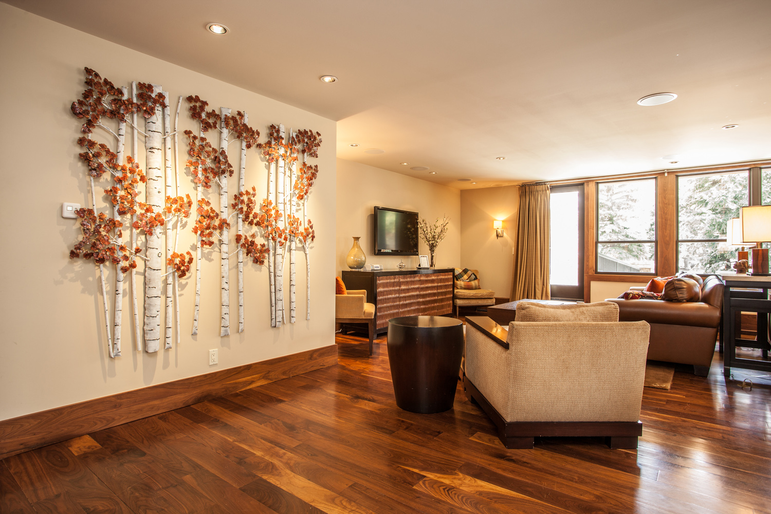 Property Of Mountain Modern Rental in Vail Village