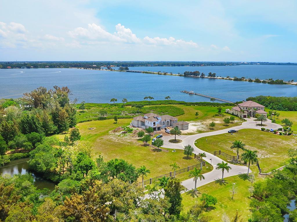 Land for Sale at PALMA SOLA POINTE 9828 2nd Terr NW 1 Bradenton, Florida 34209 United States