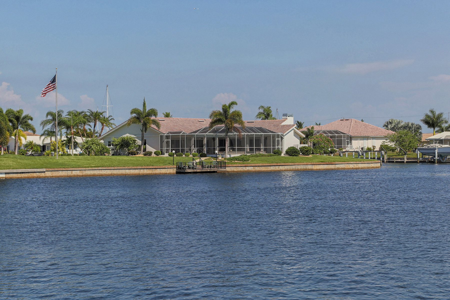 sales property at PUNTA GORDA ISLES