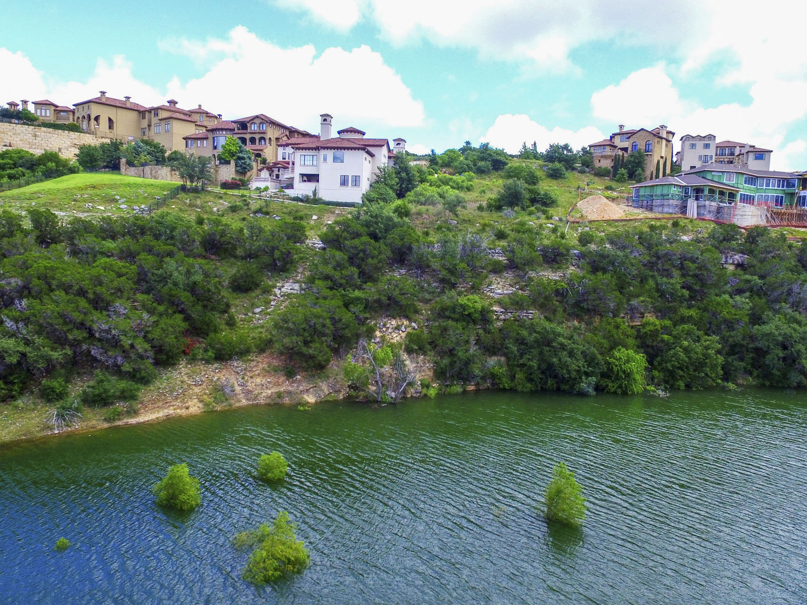 Land for Sale at Prettiest Street in Rough Hollow 215 Canyon Turn Trl Austin, Texas 78734 United States