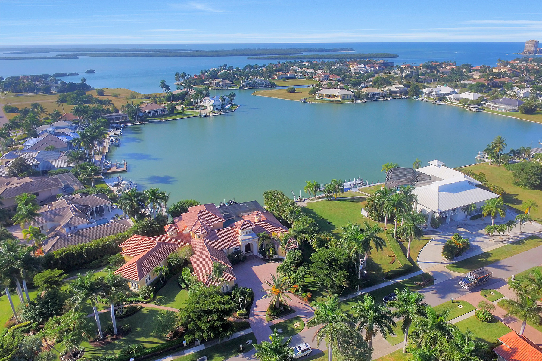 Single Family Home for Sale at MARCO ISLAND - LUDLOW 1751 Ludlow Rd Marco Island, Florida, 34145 United States