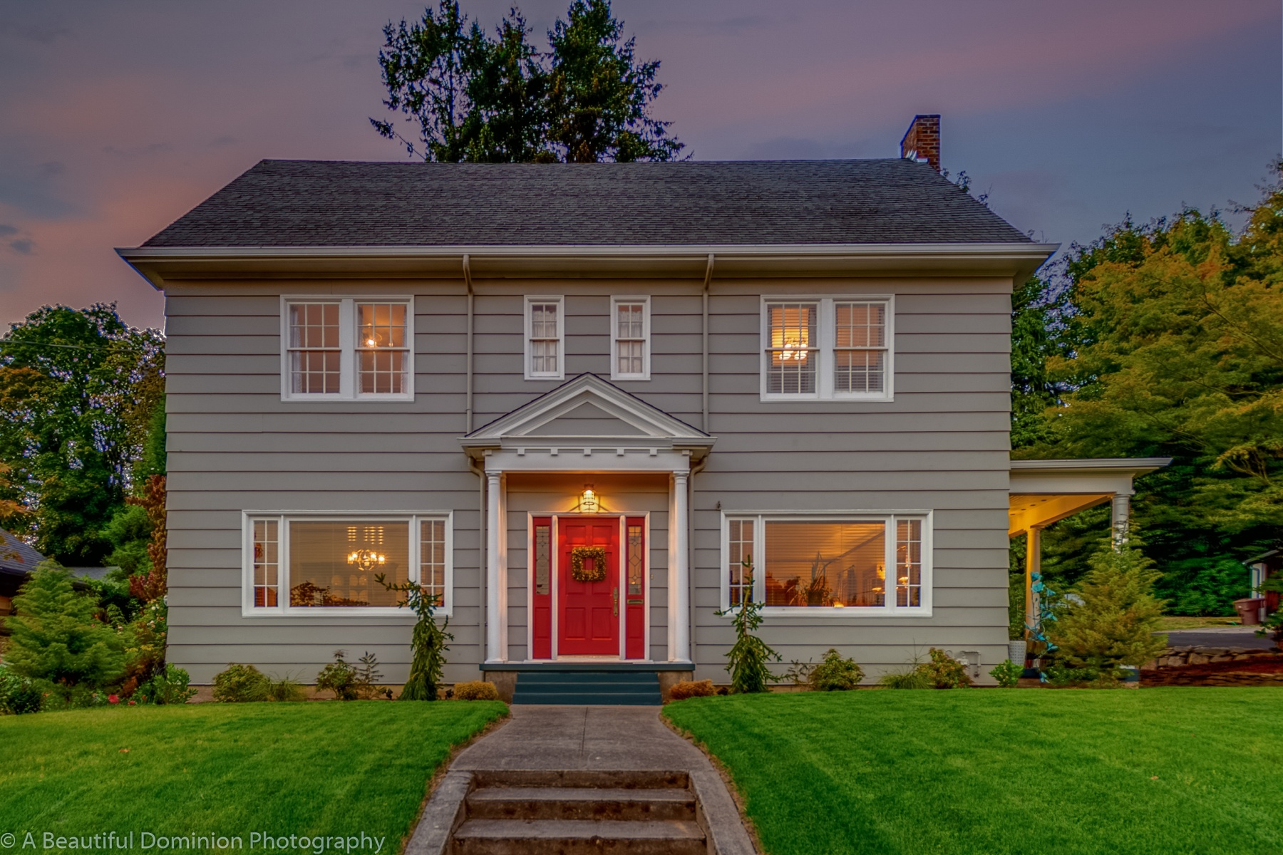 Single Family Home for Sale at Historical Camas Colonial 935 NE 6TH Ave Camas, Washington 98607 United States